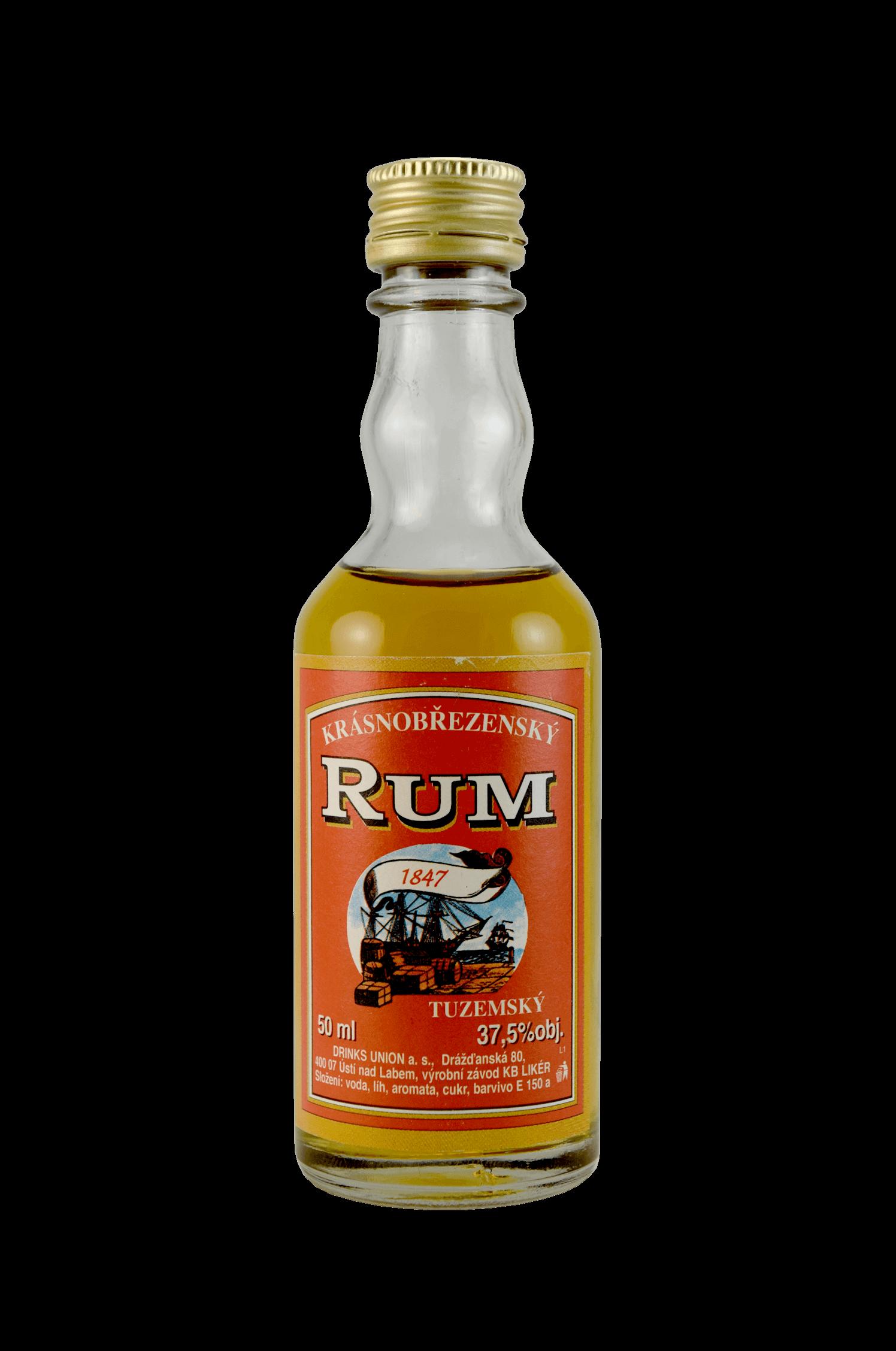 Krásnobřezenský Rum