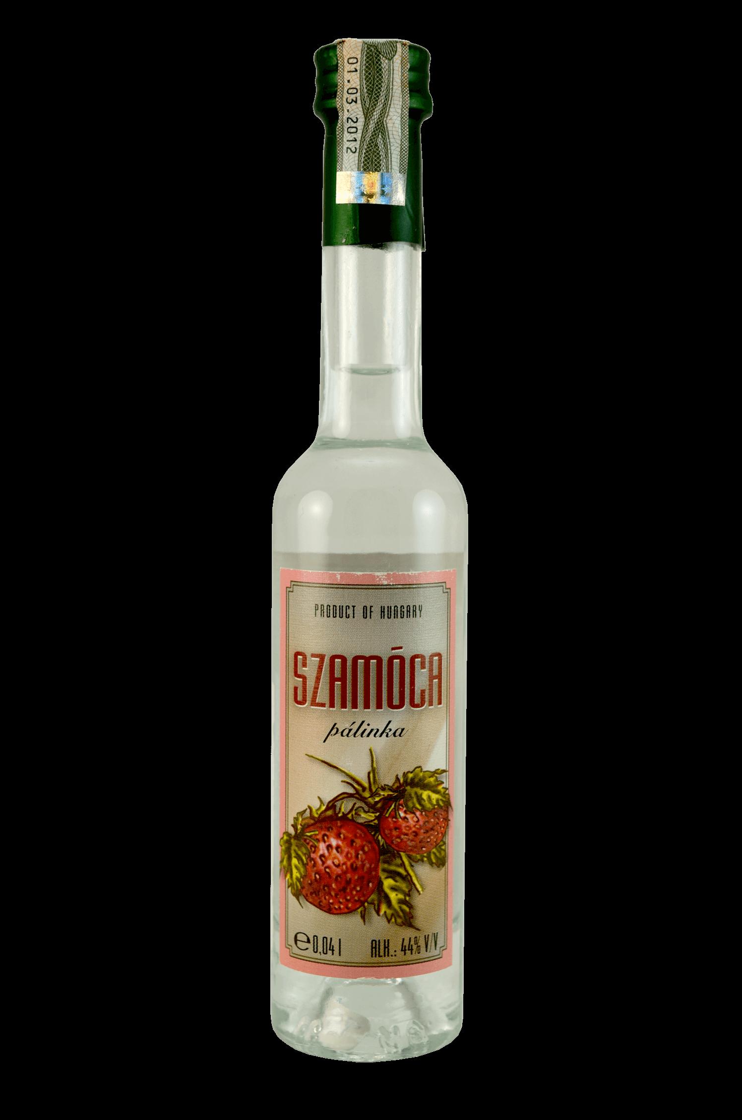 Szamóca Pálinka