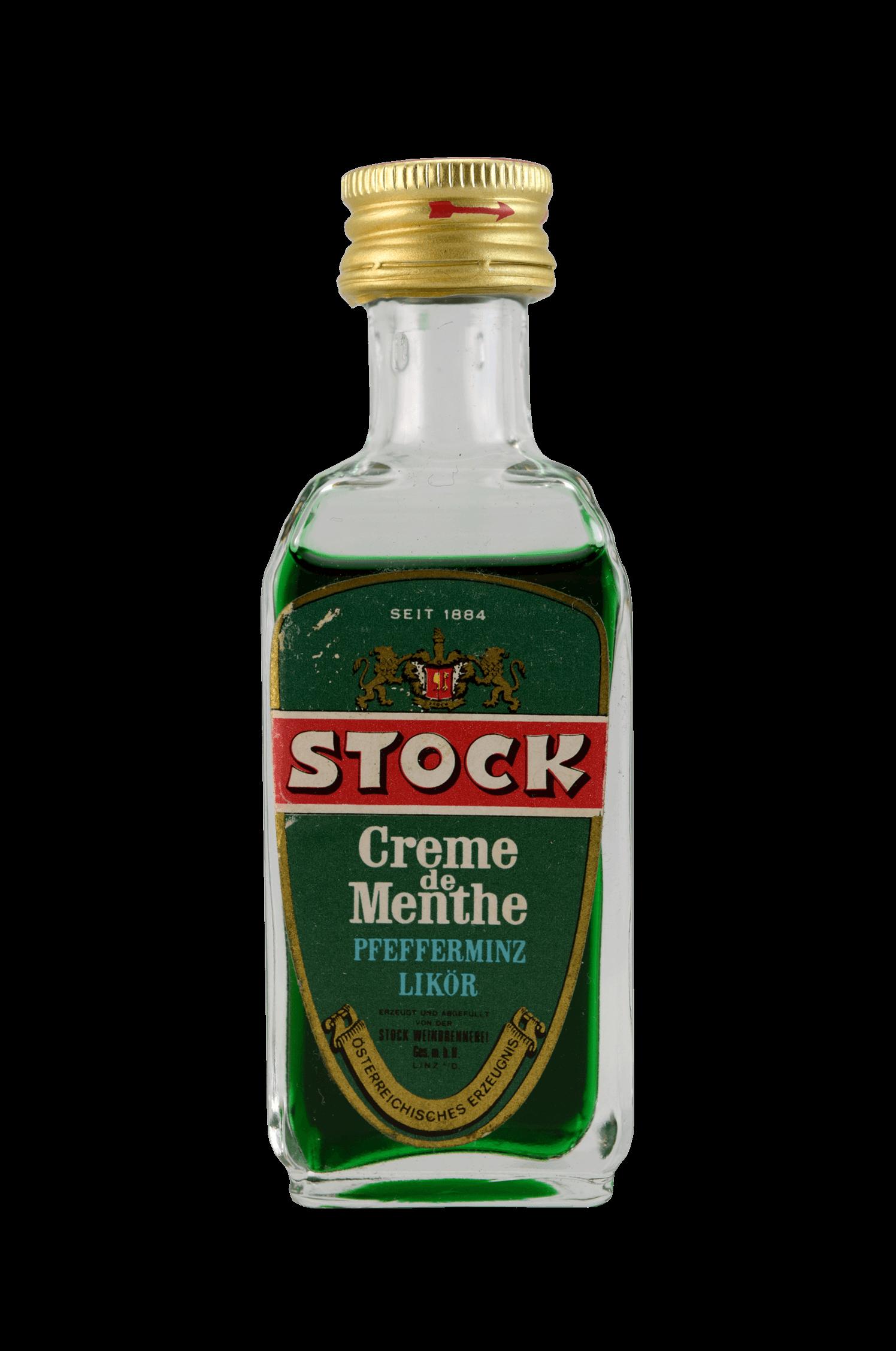 Stock Creme De Menthe