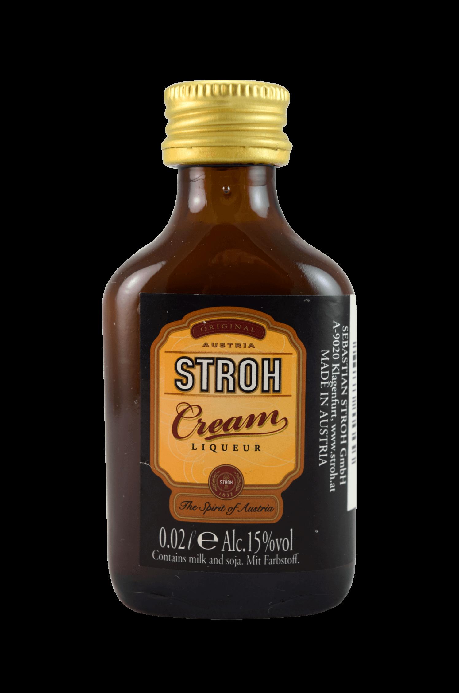 Stroh Cream Liqueur