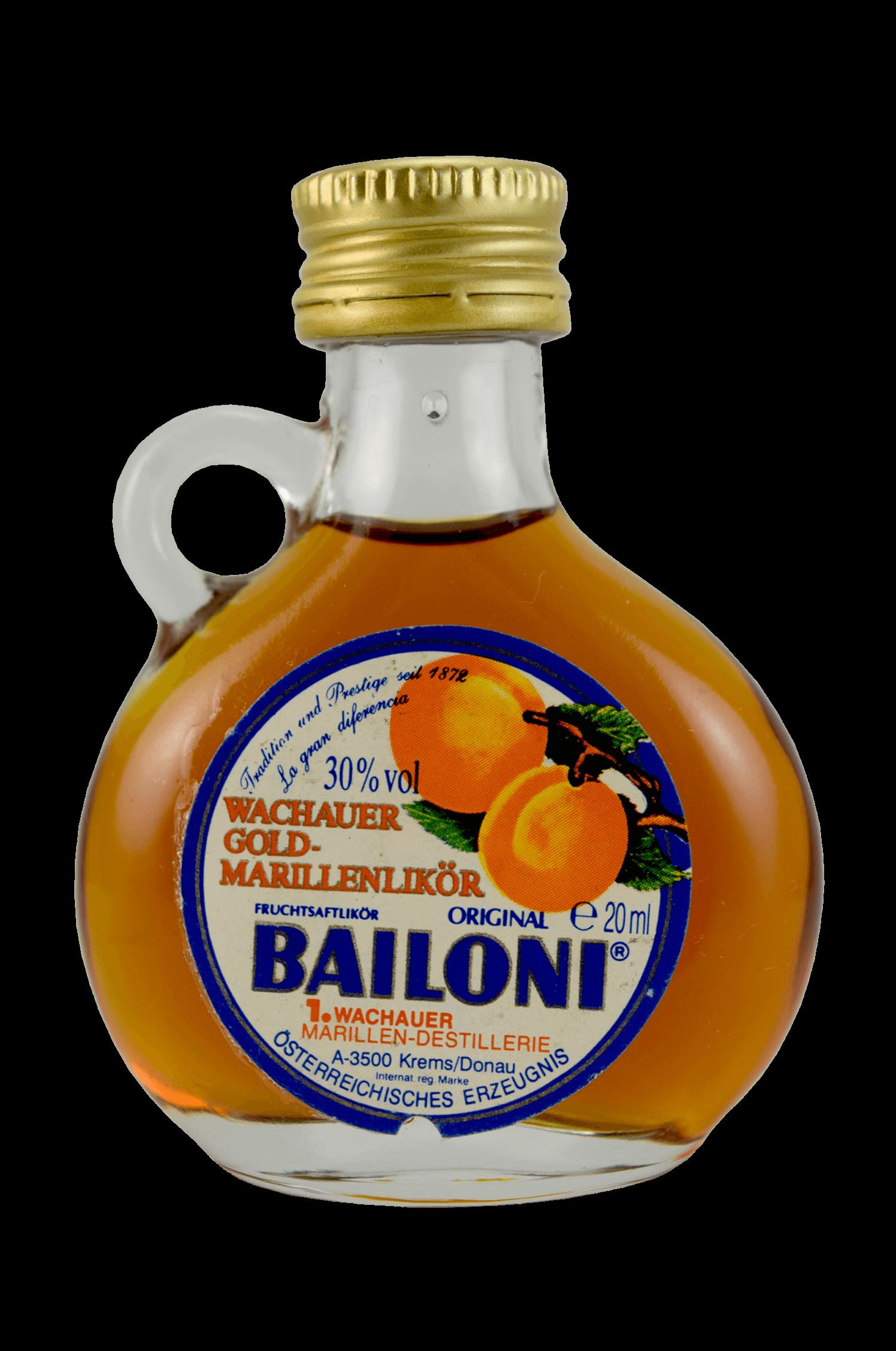 Bailoni Wachauer Gold Marillenlikör