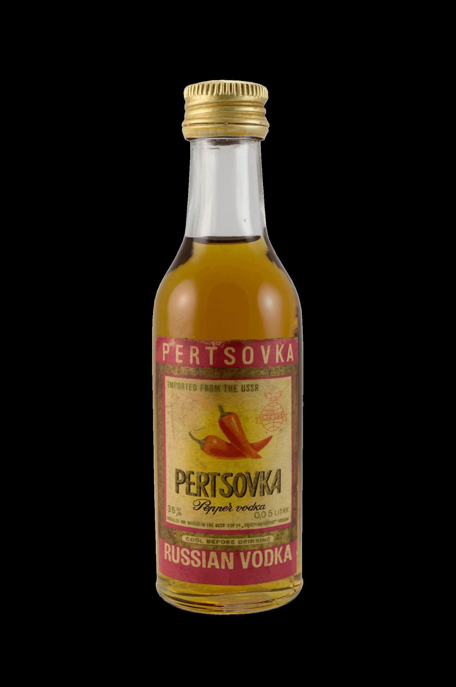 Pertsovka Pepper Vodka