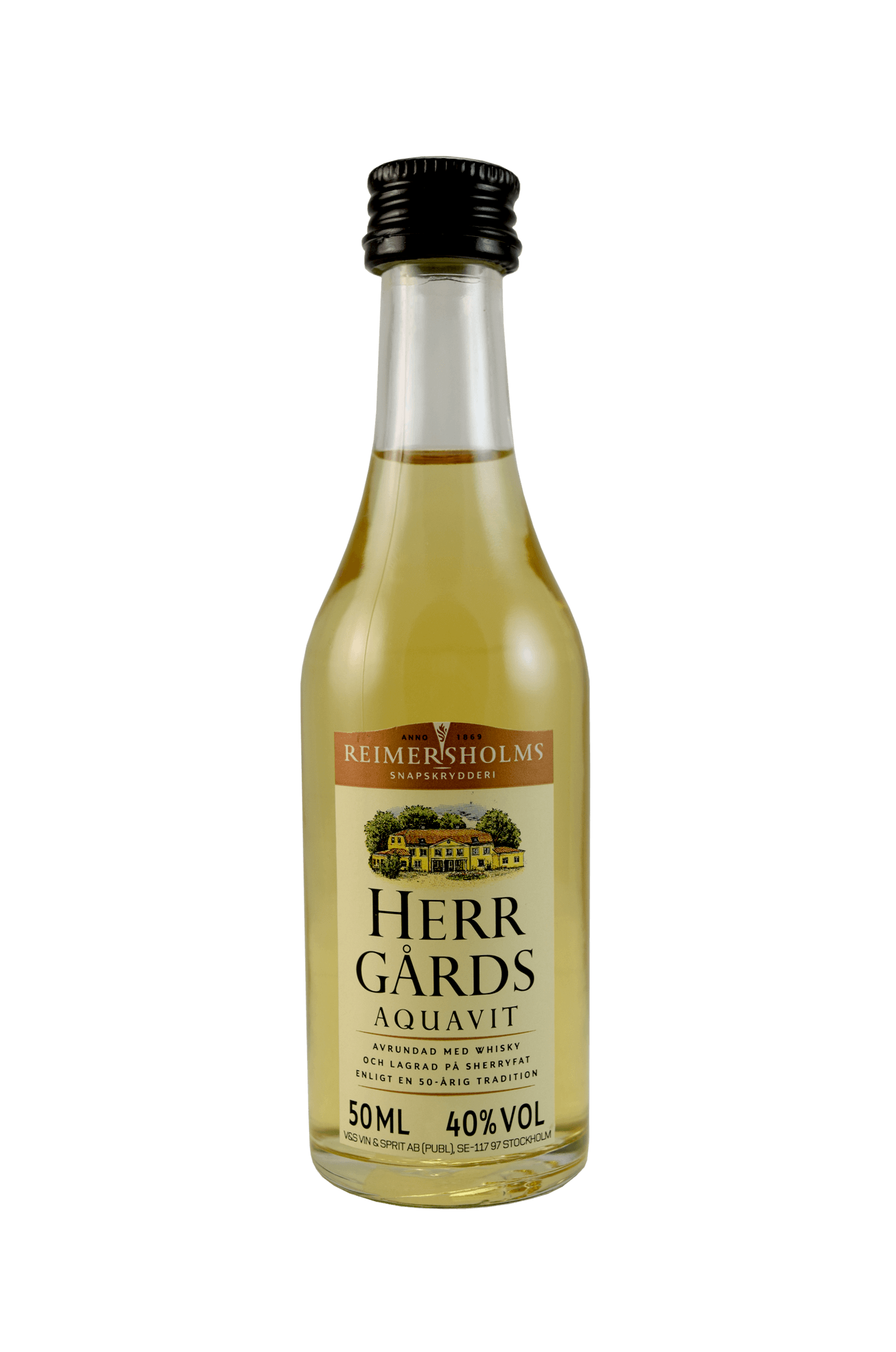 Herr Gårds Aquavit