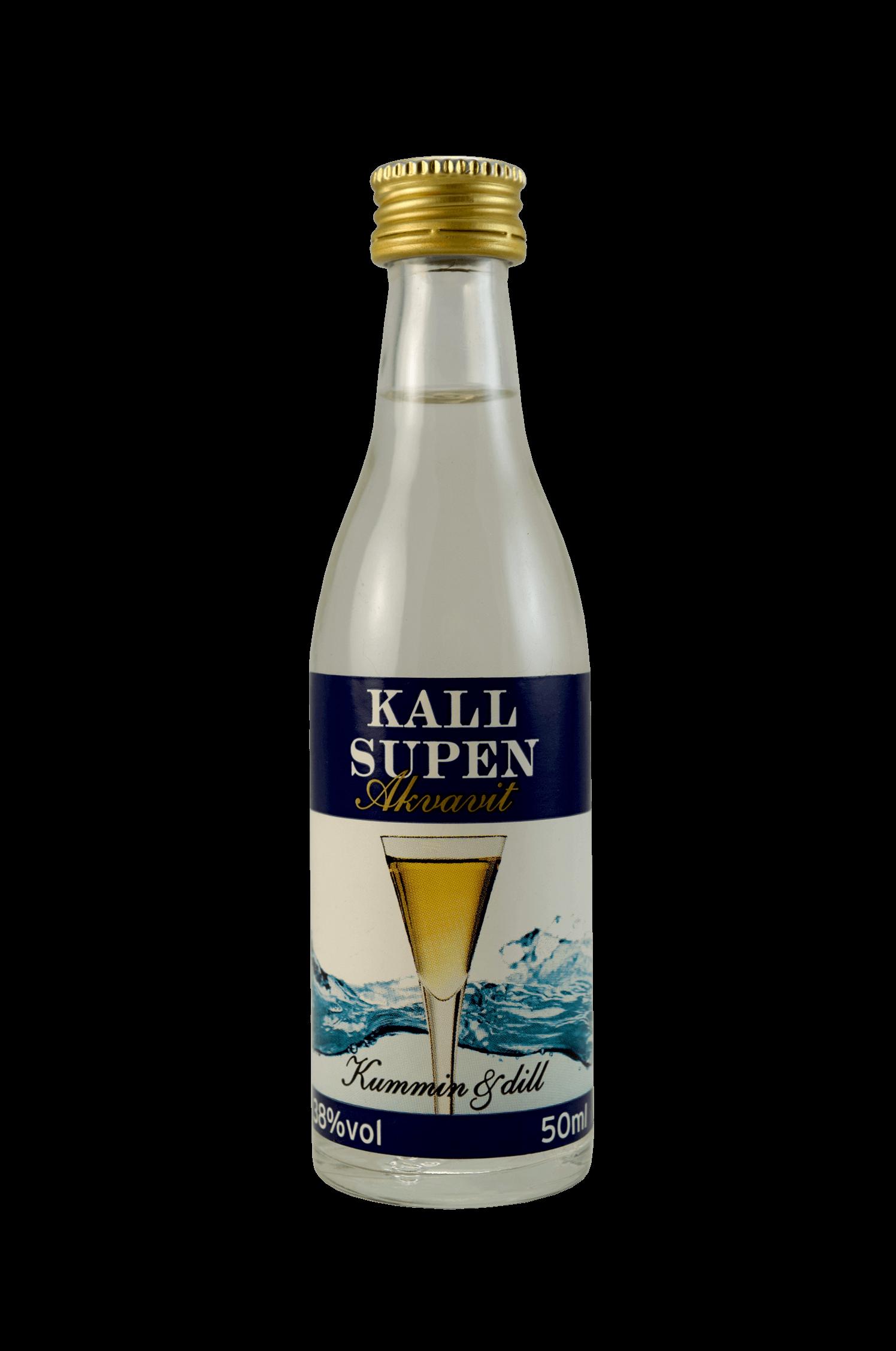 Kall Supen Aquavit