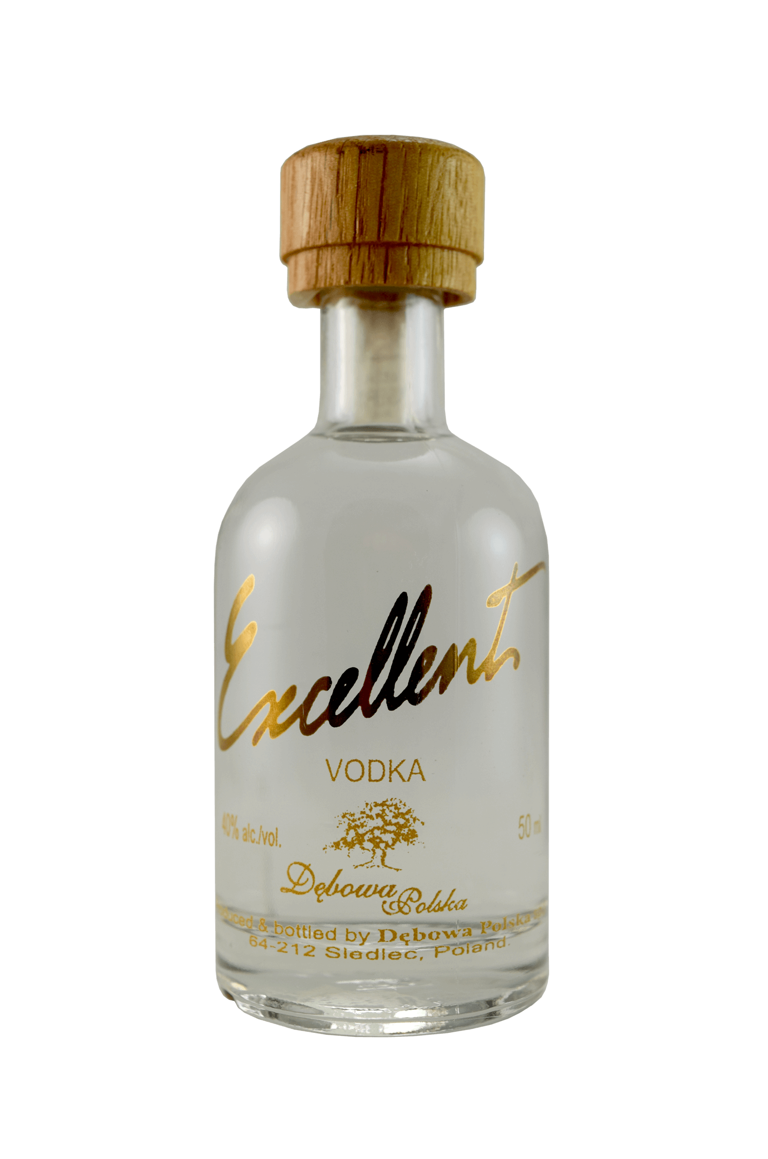 Debowa Excellent Vodka