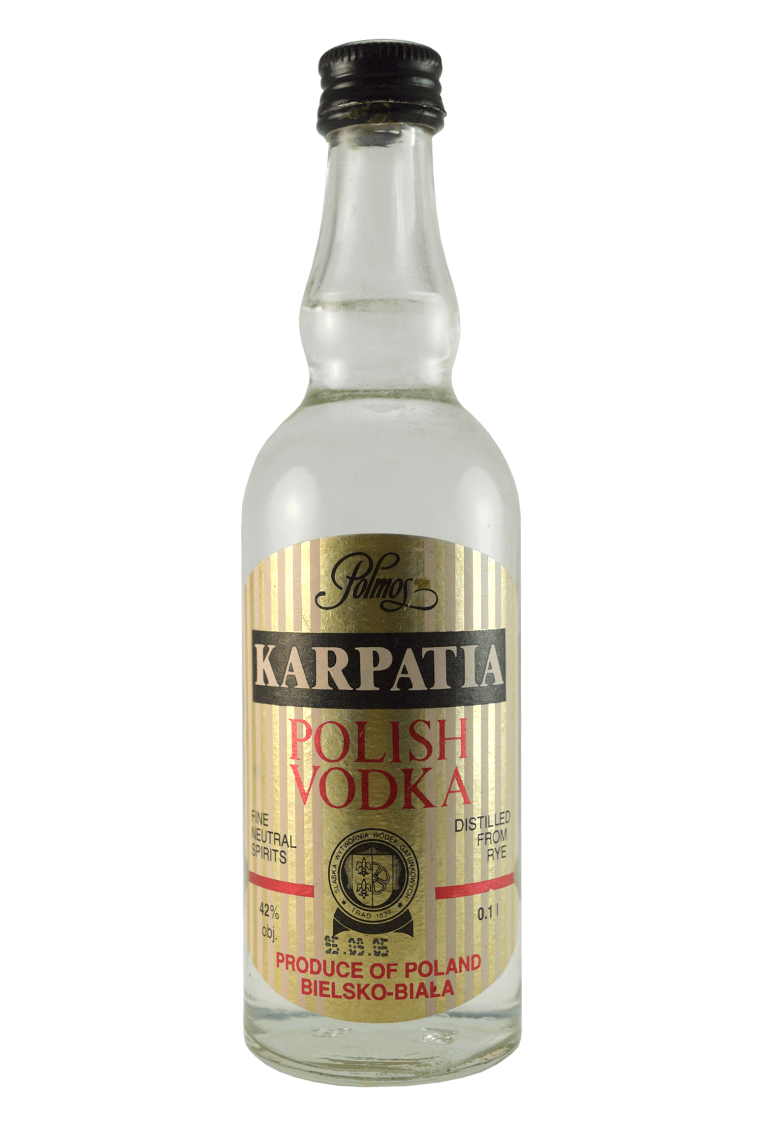 Karpatia Polish Vodka