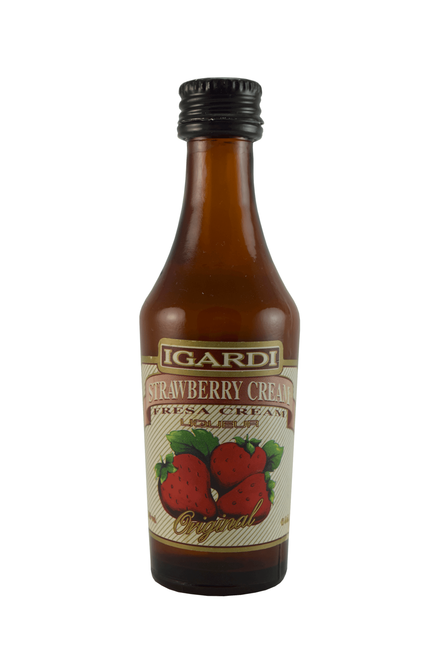 Igardi Strawberry Cream