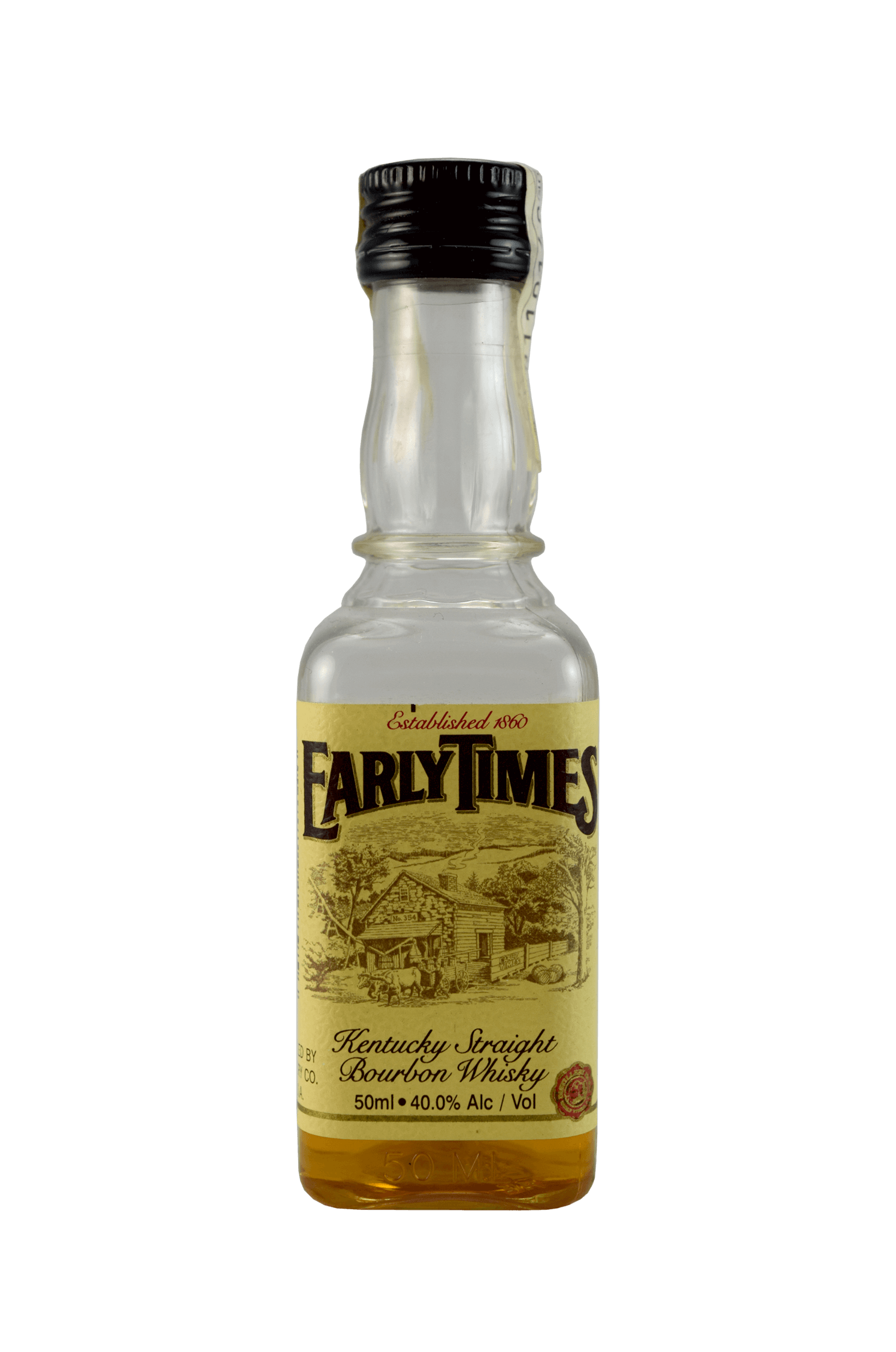 Early Times Bourbon Whisky