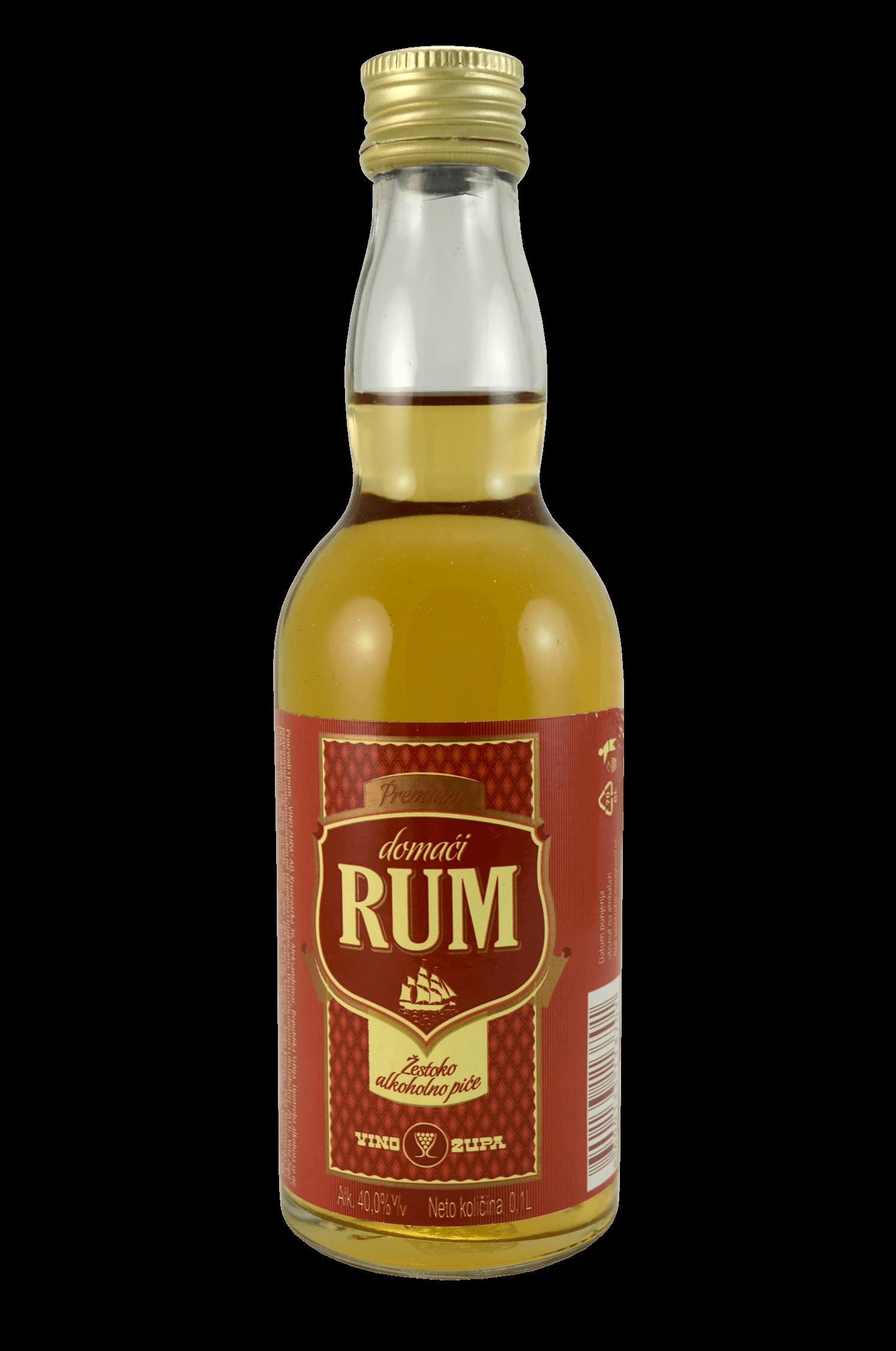 Domači Rum Žestoko