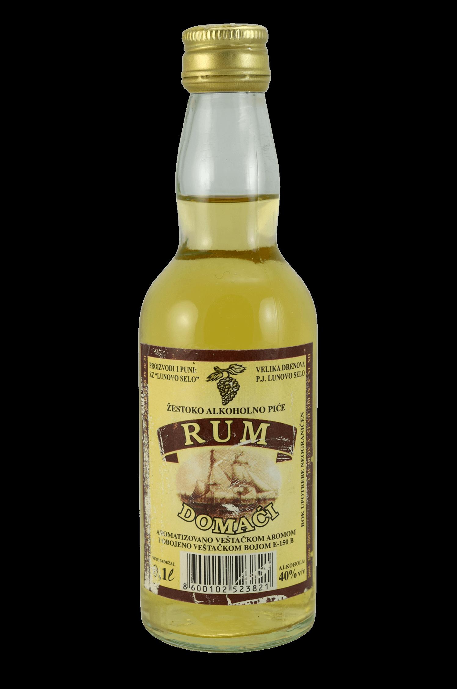 Rum Domači