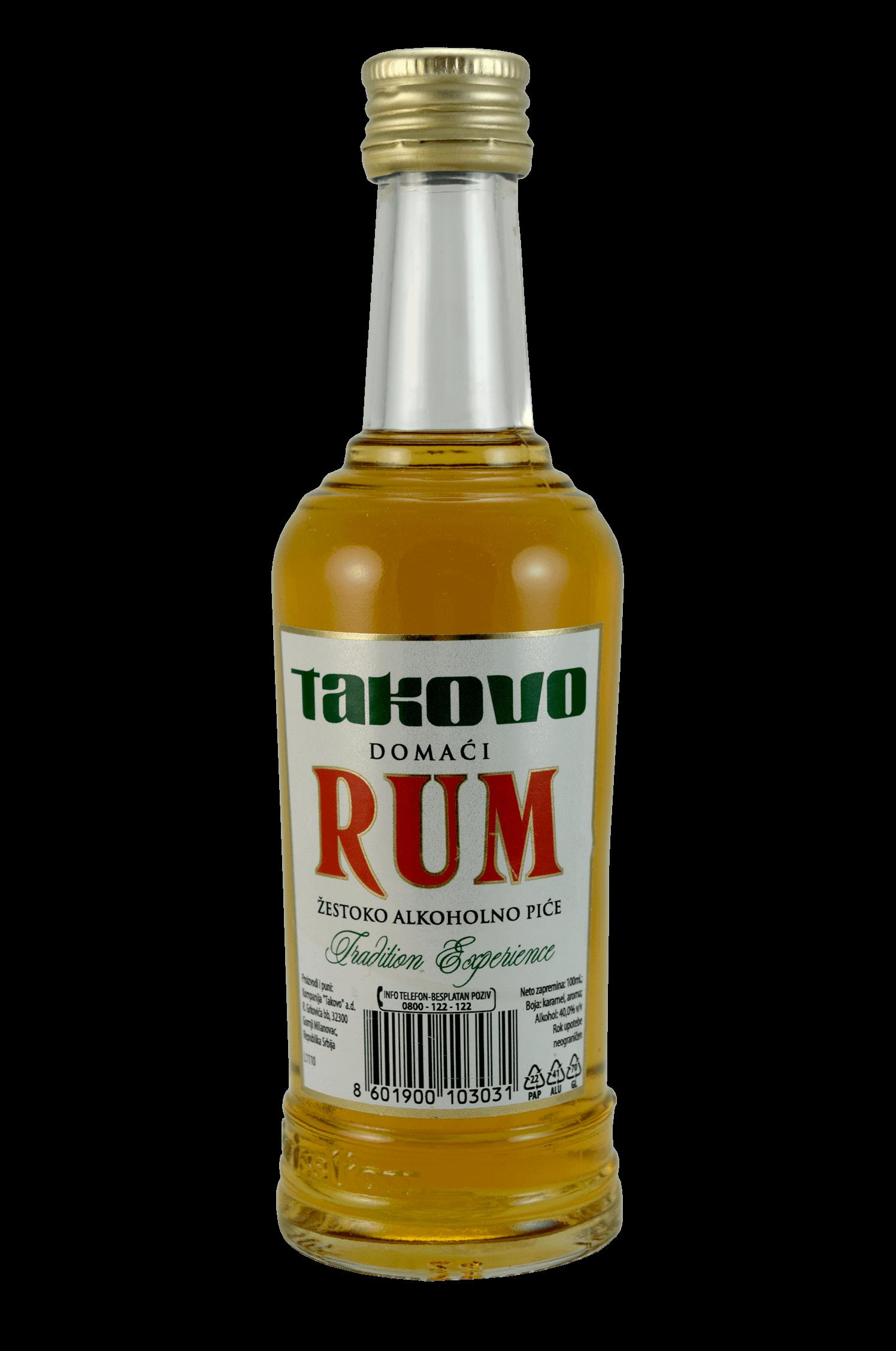 Takovo Domači Rum