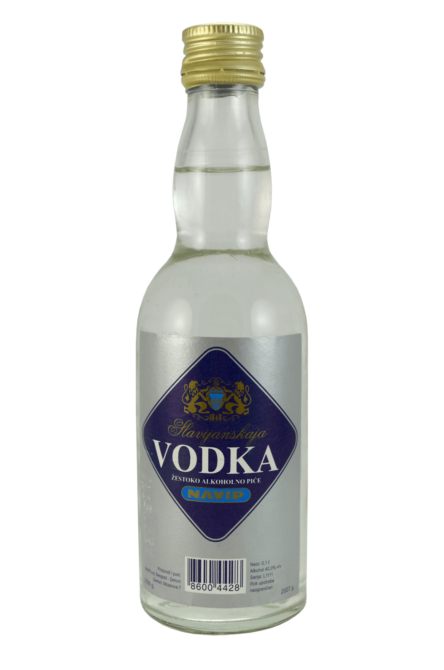 Slavijanskaja Vodka