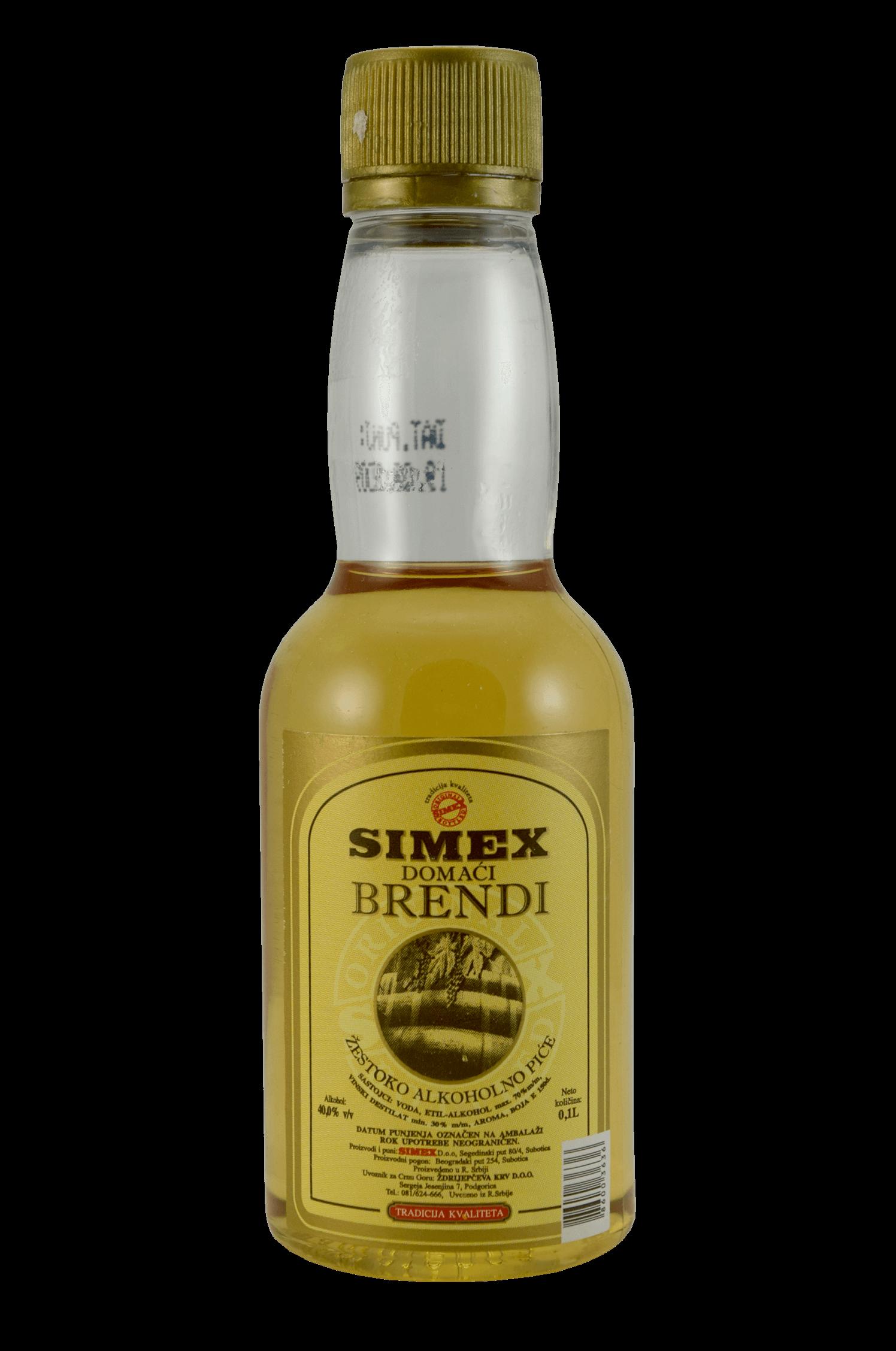 Simex Domači Brendi