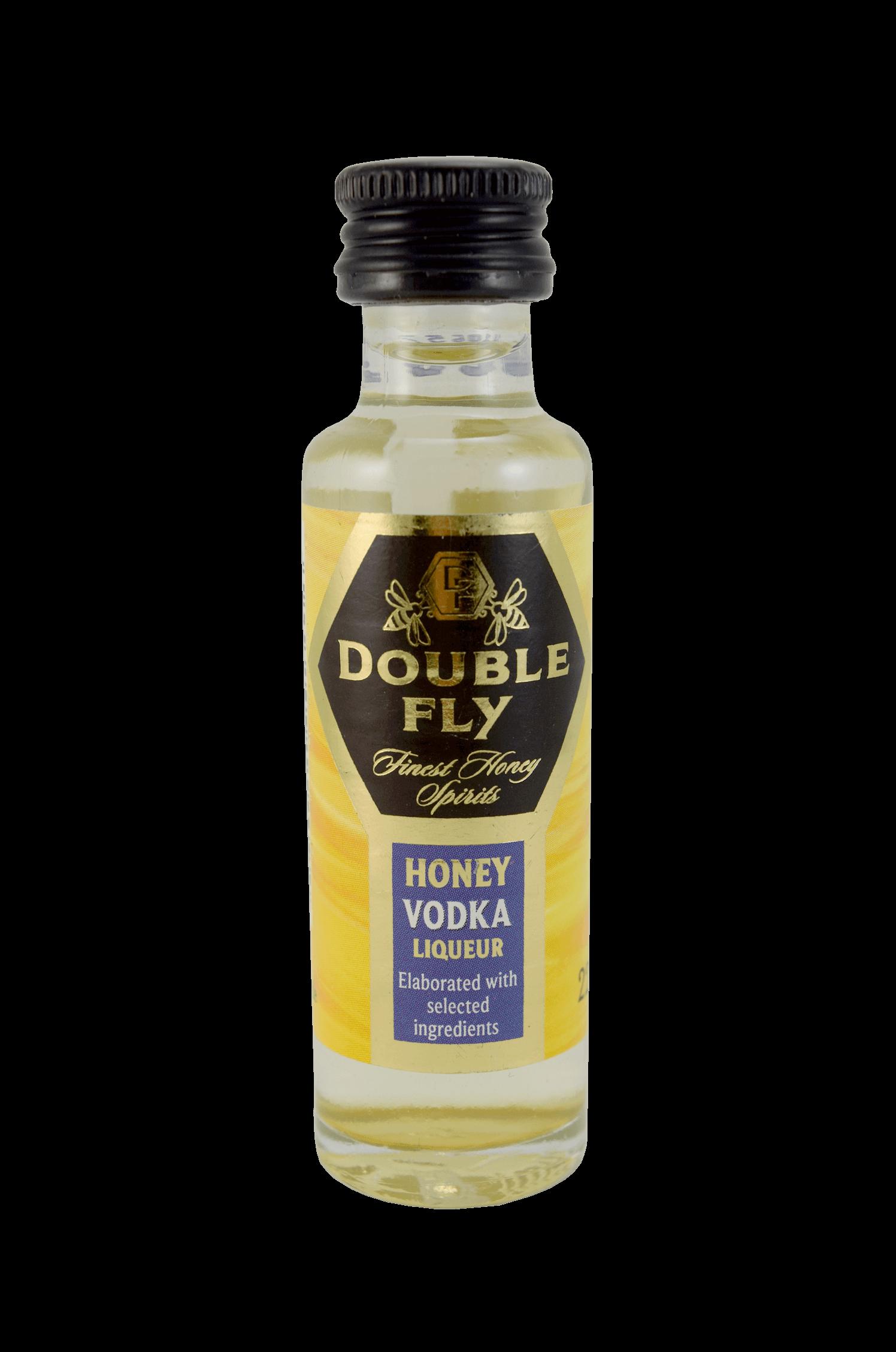 Honey Vodka Liqueur