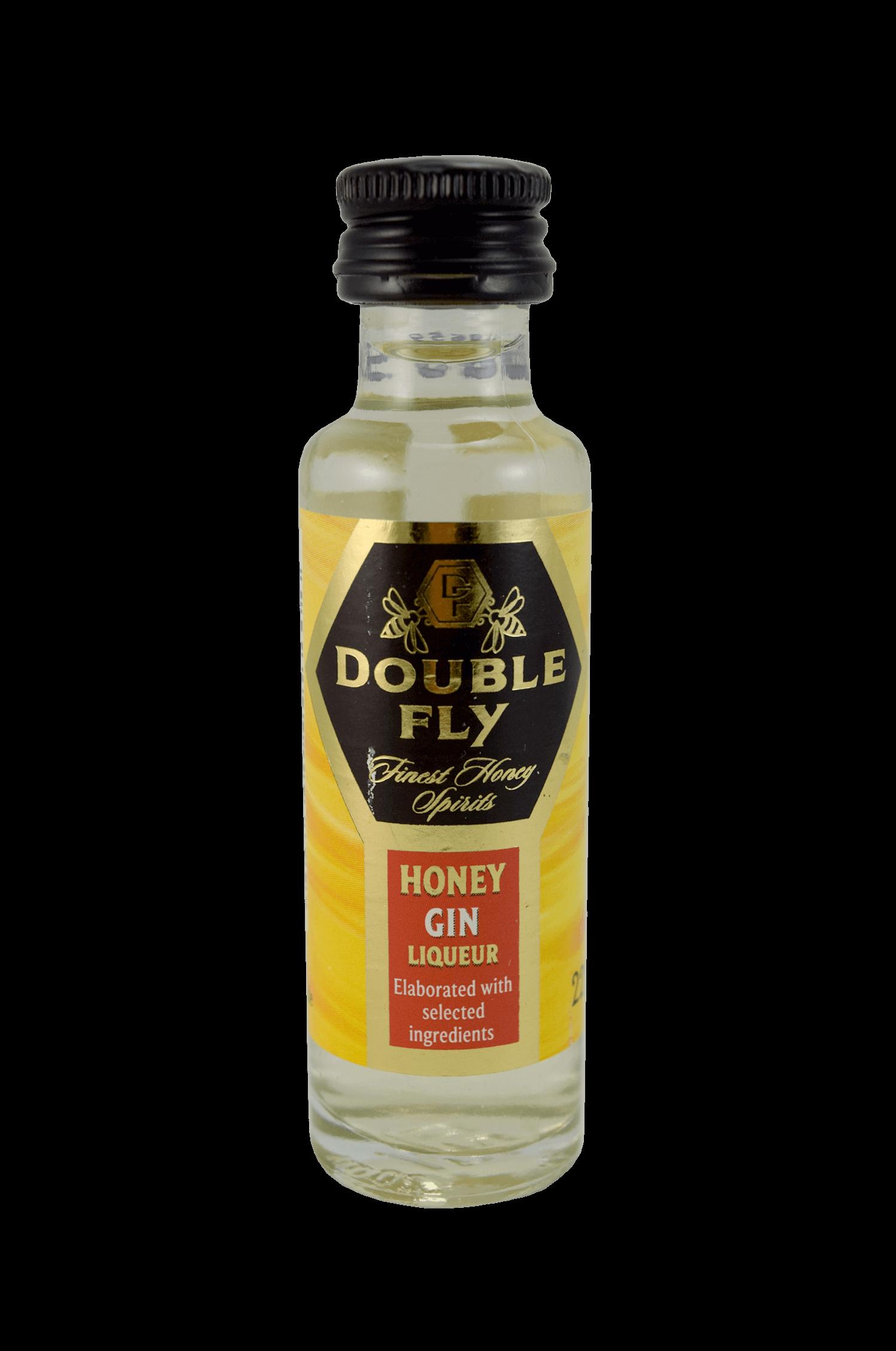 Honey Gin Liqueur