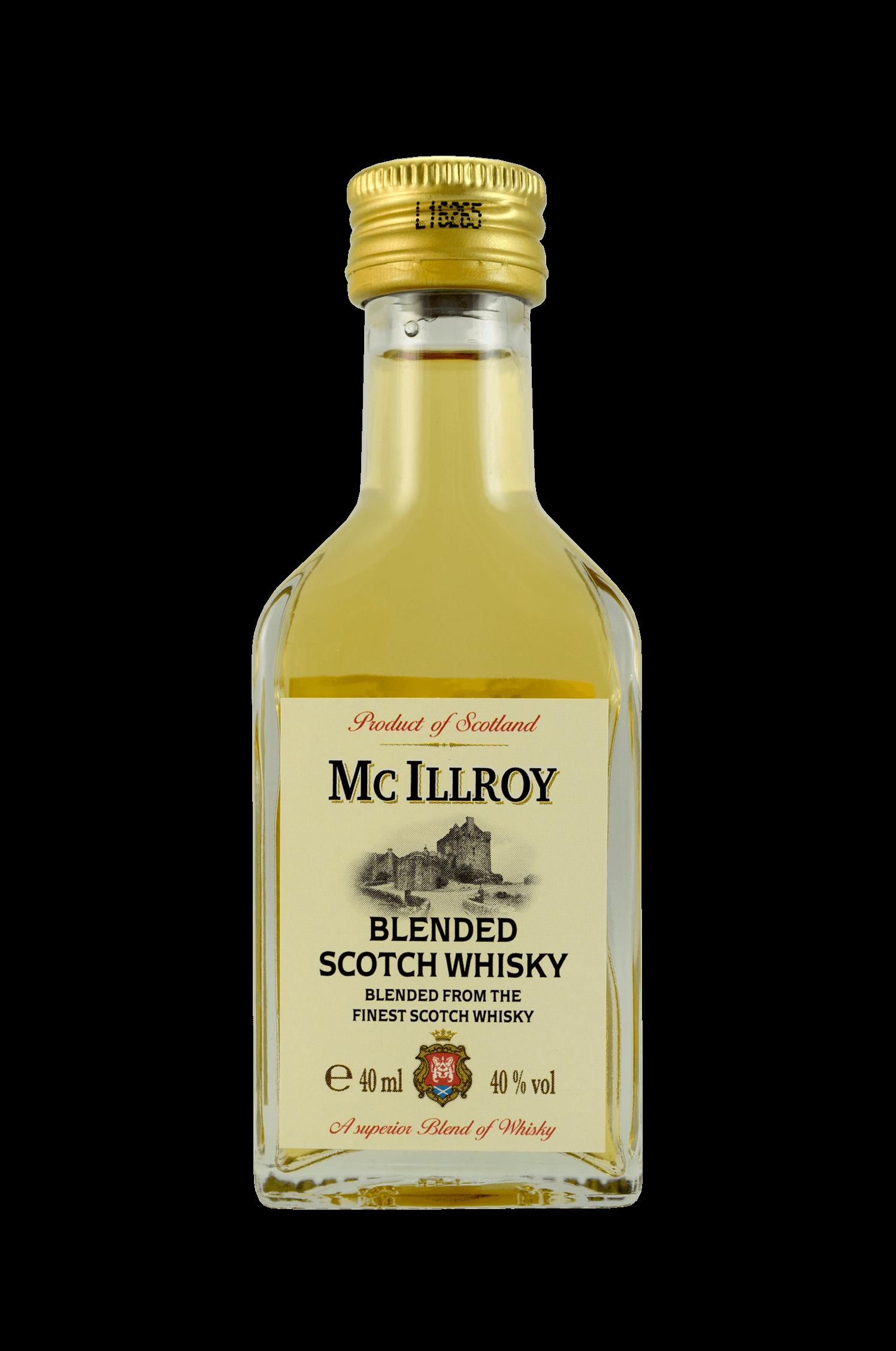 Mc Illroy Scotch Whisky