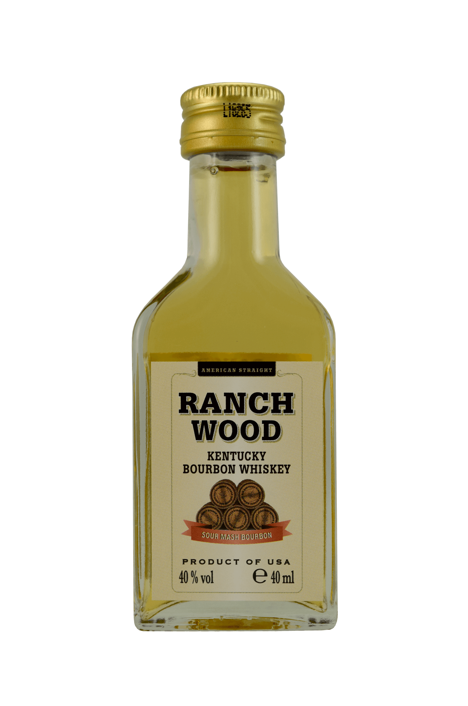 Ranch Wood Bourbon Whiskey
