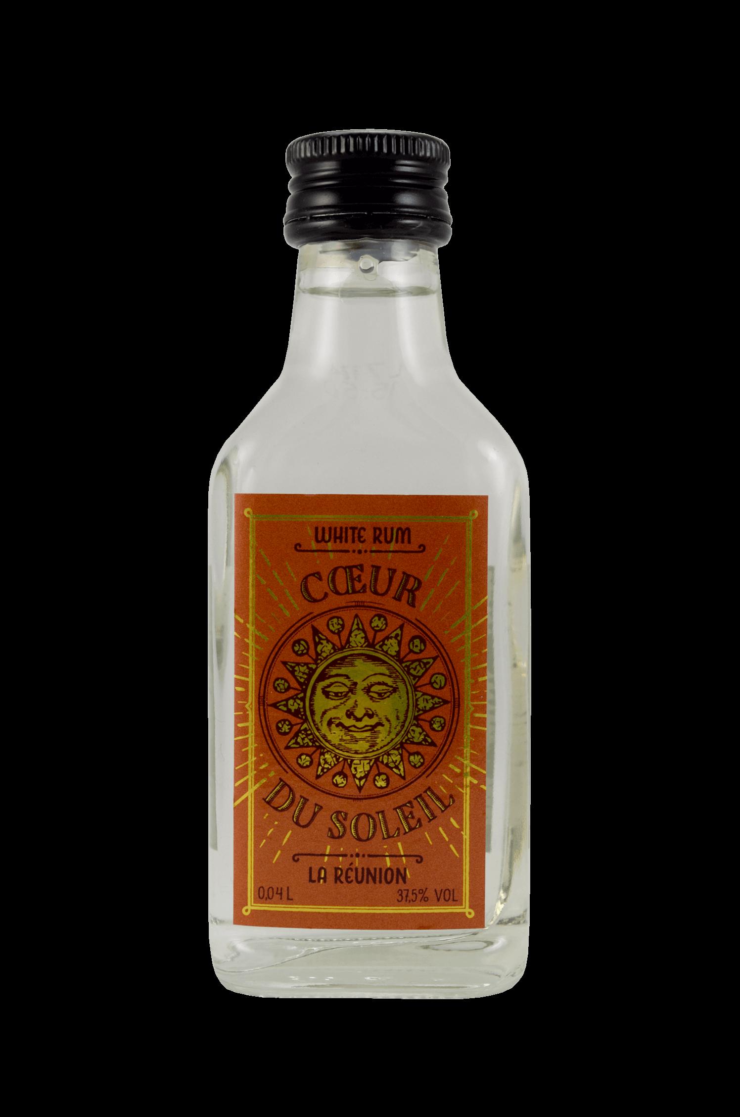 Coeur Du Soleil White Rum