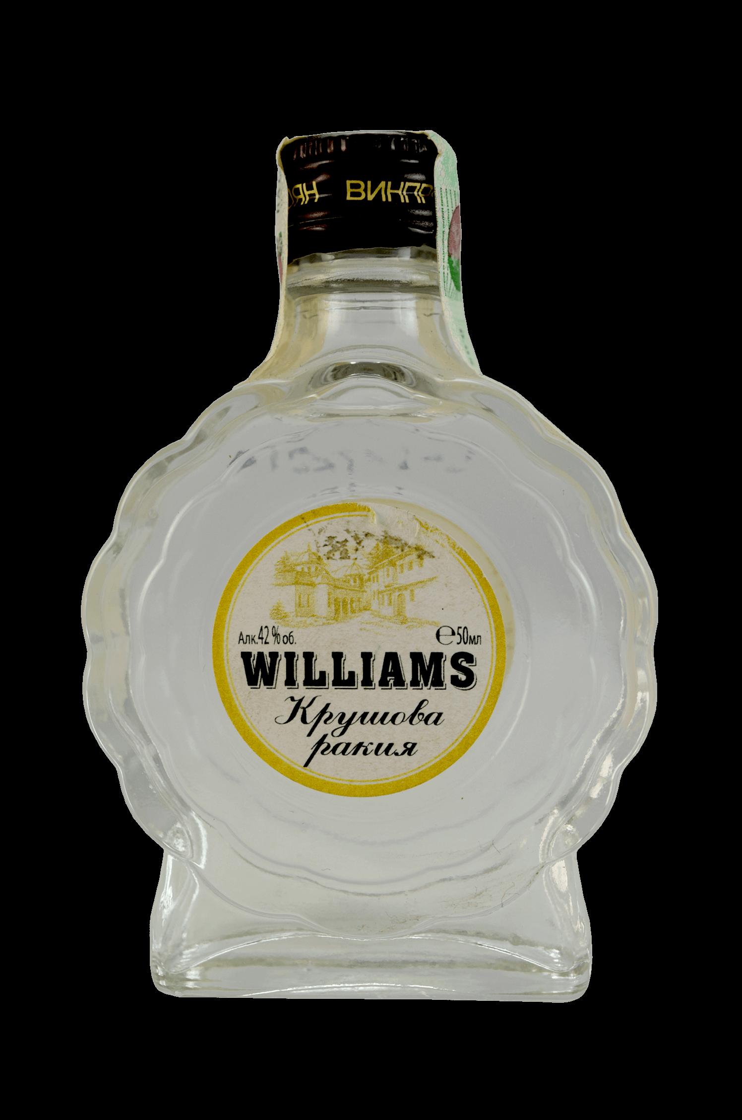 Williams Krusova Rakija