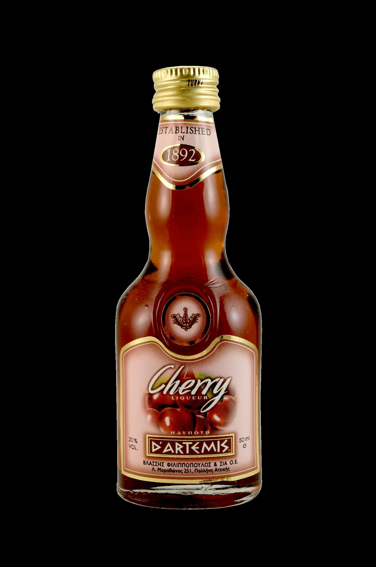 D'artemis Cherry Liqueur