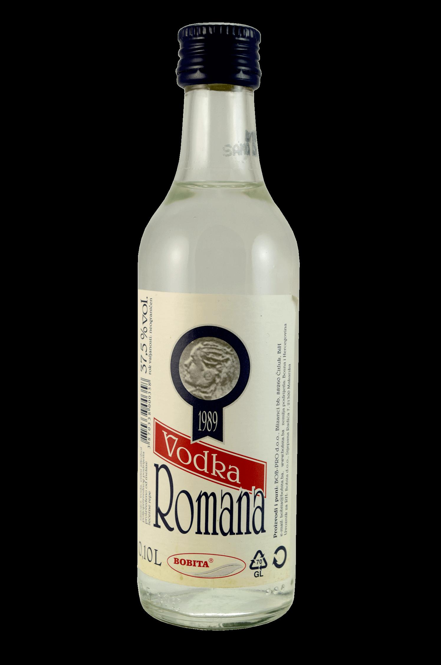 Vodka Romana