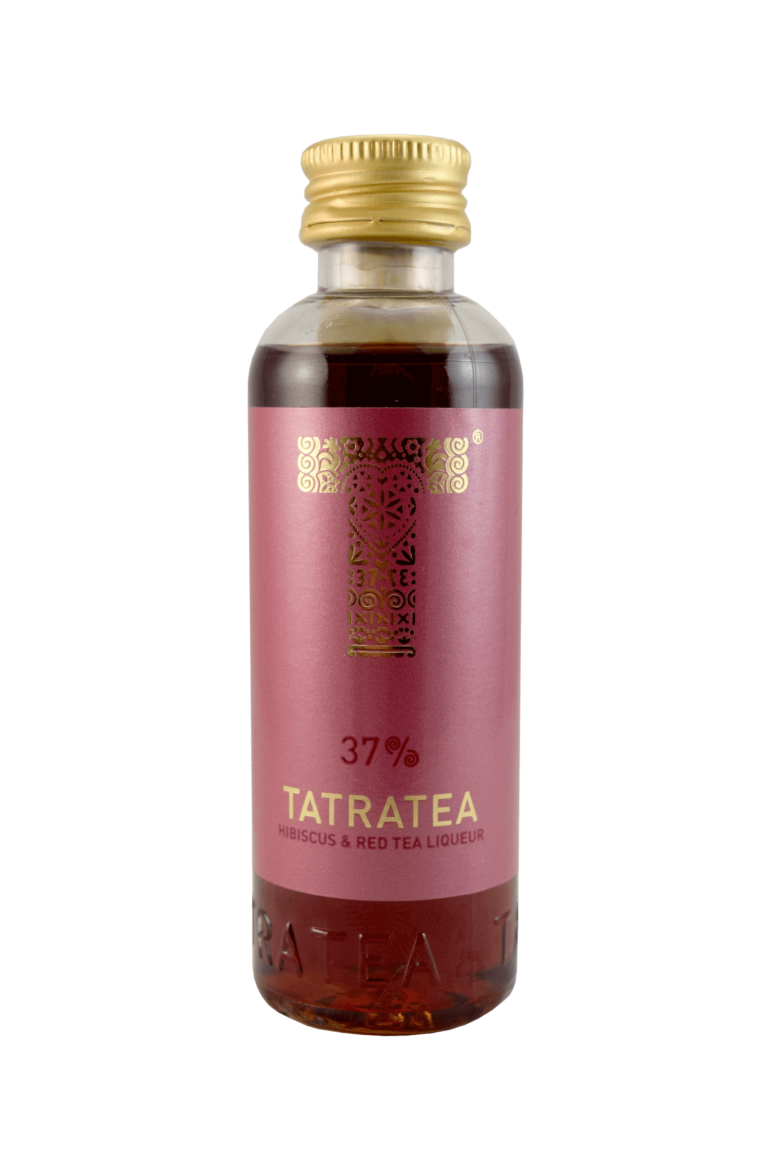Tatratea Hibiscus & Red Tea Liqueur