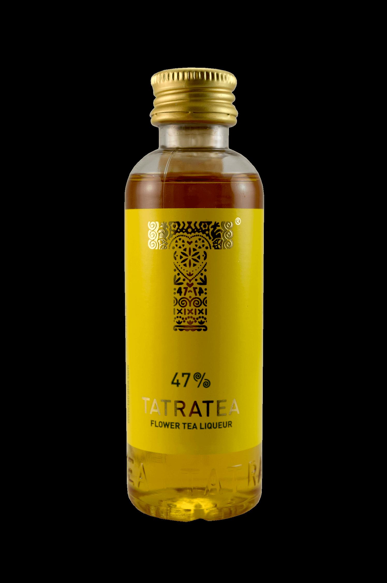 Tatratea Flower Tea Liqueur