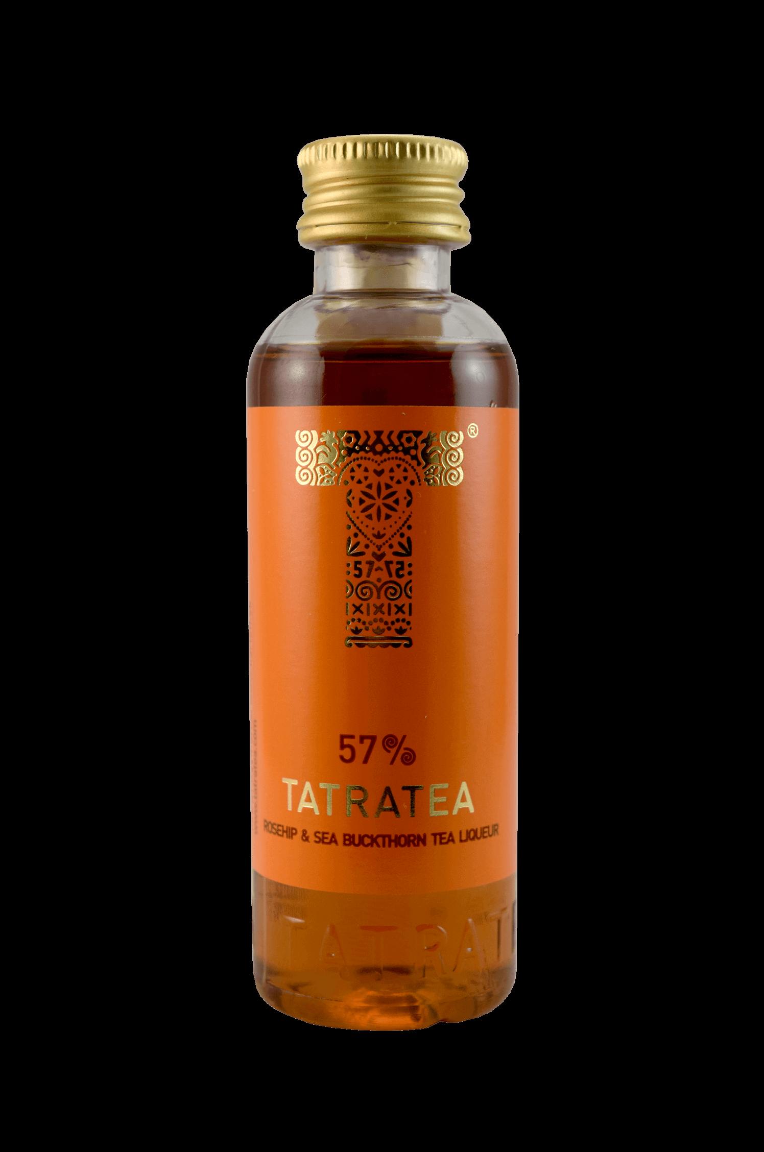 Tatratea Rosehip & Sea Buckthorn Tea Liqueur