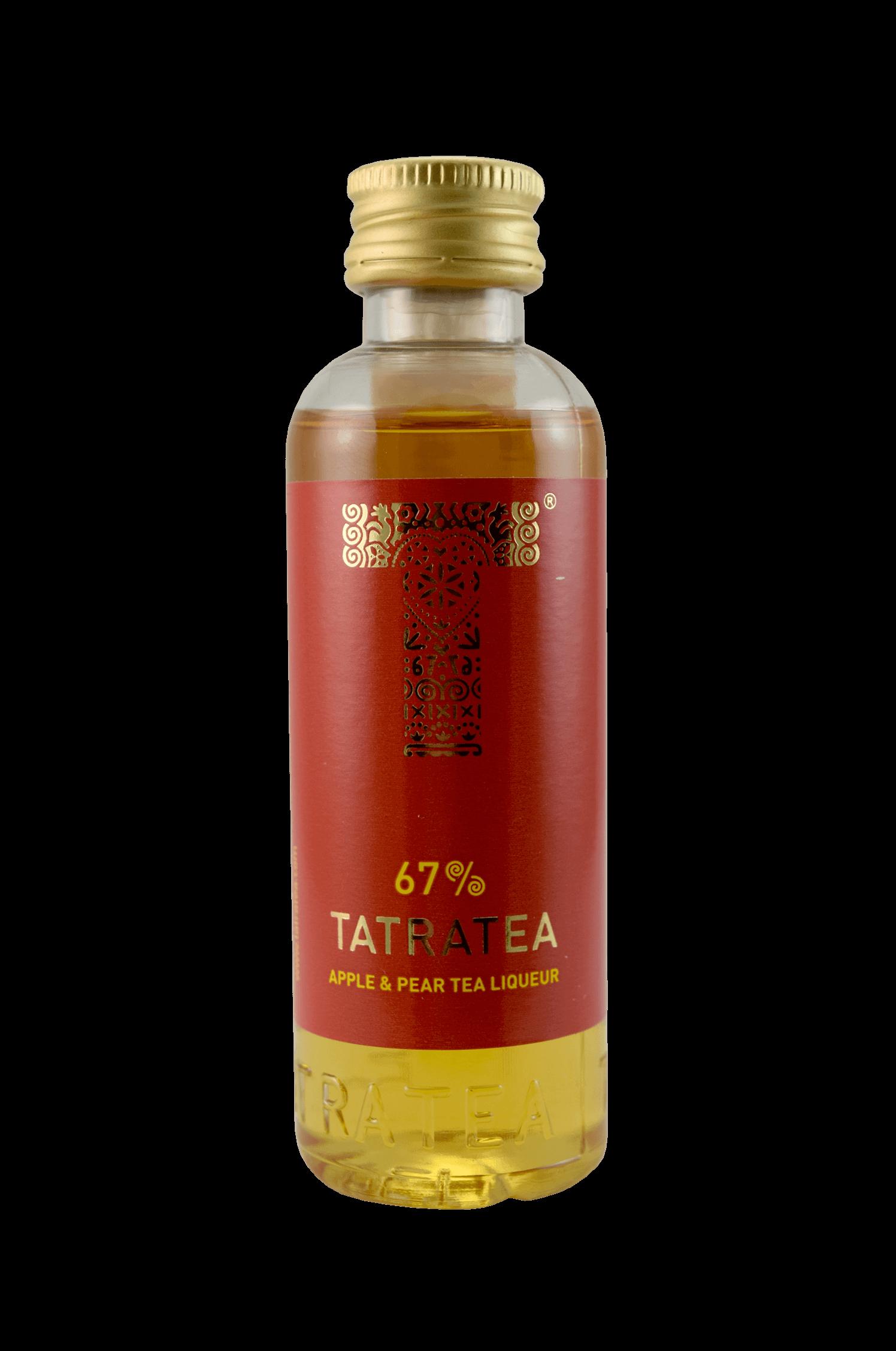 Tatratea Apple & Pear Tea Liqueur