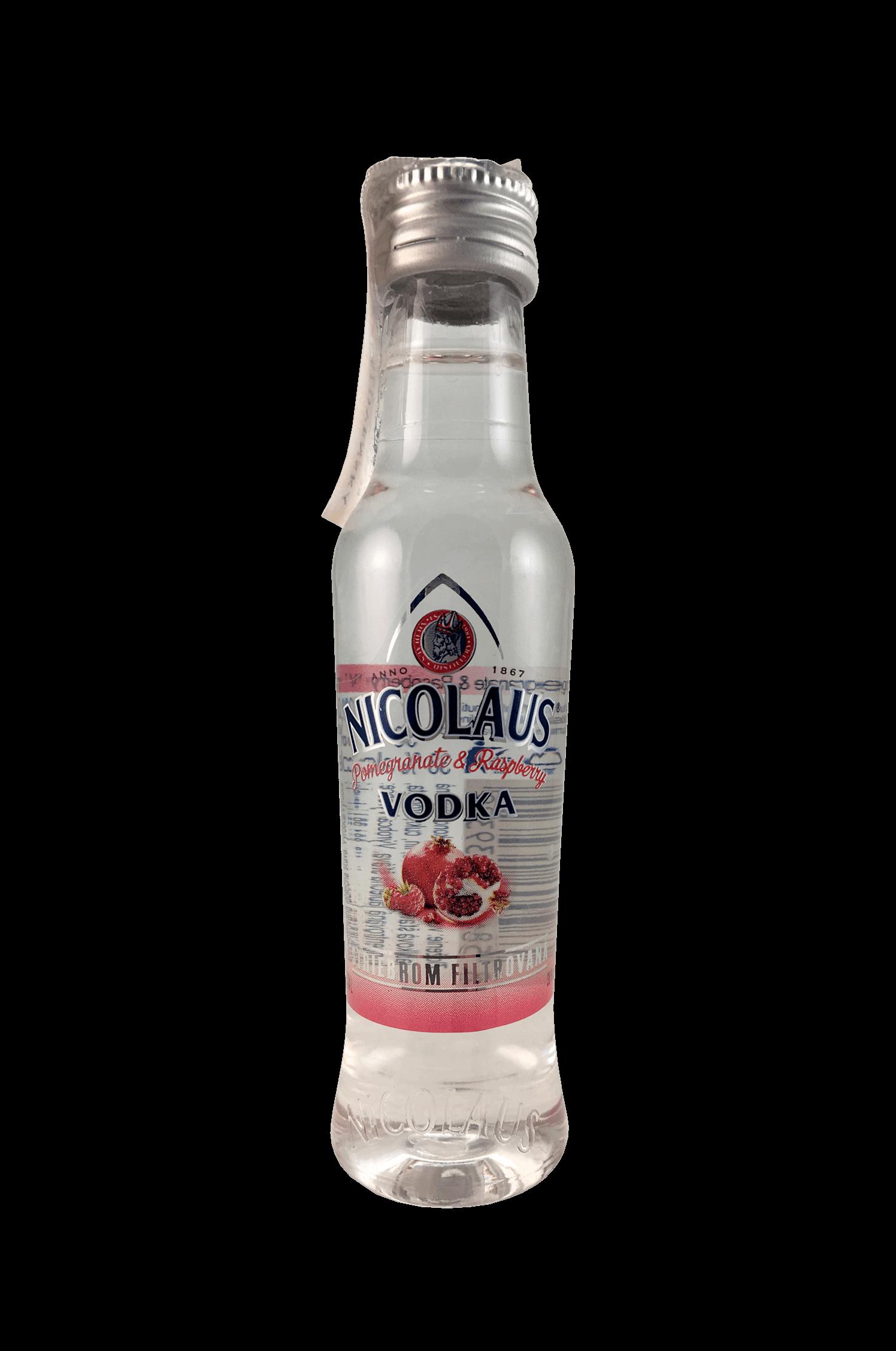 Nicolaus Pomegranate & Raspberry Vodka