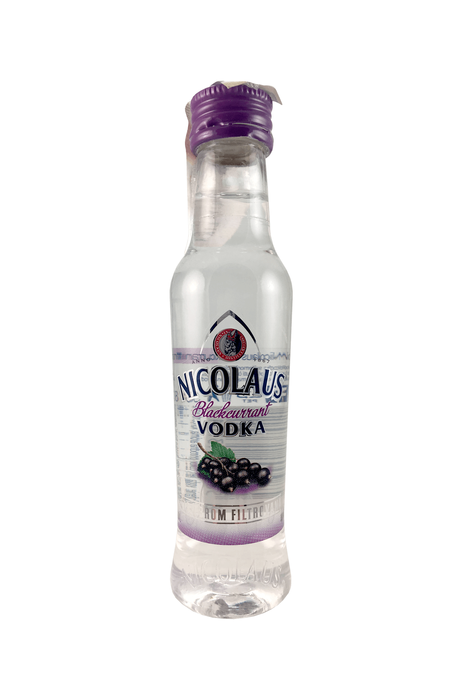 Nicolaus Blackcurrant Vodka