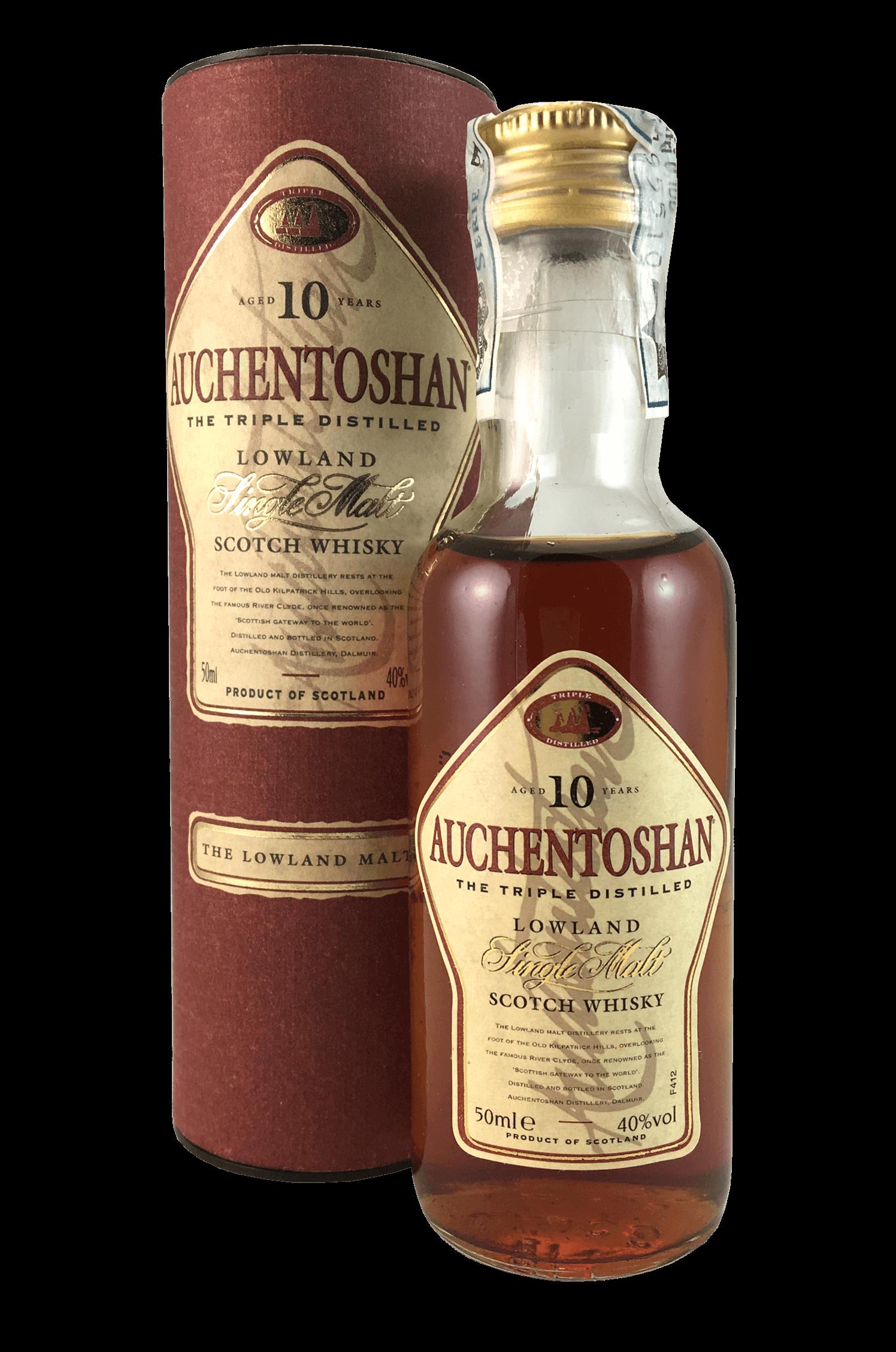 Auchentoshan Lowland Scotch Whisky