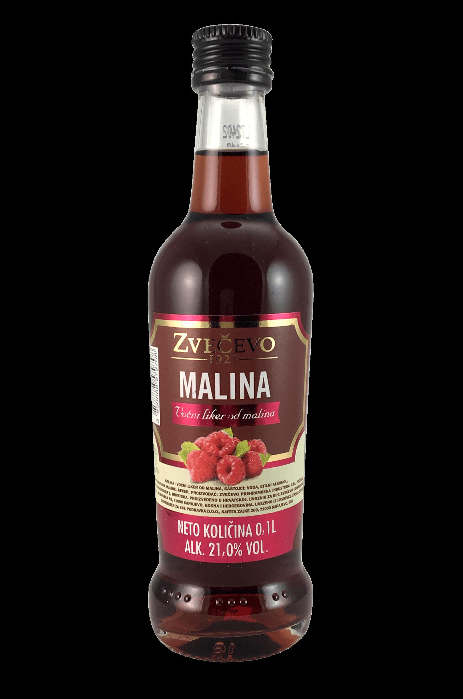 Zvečevo Malina