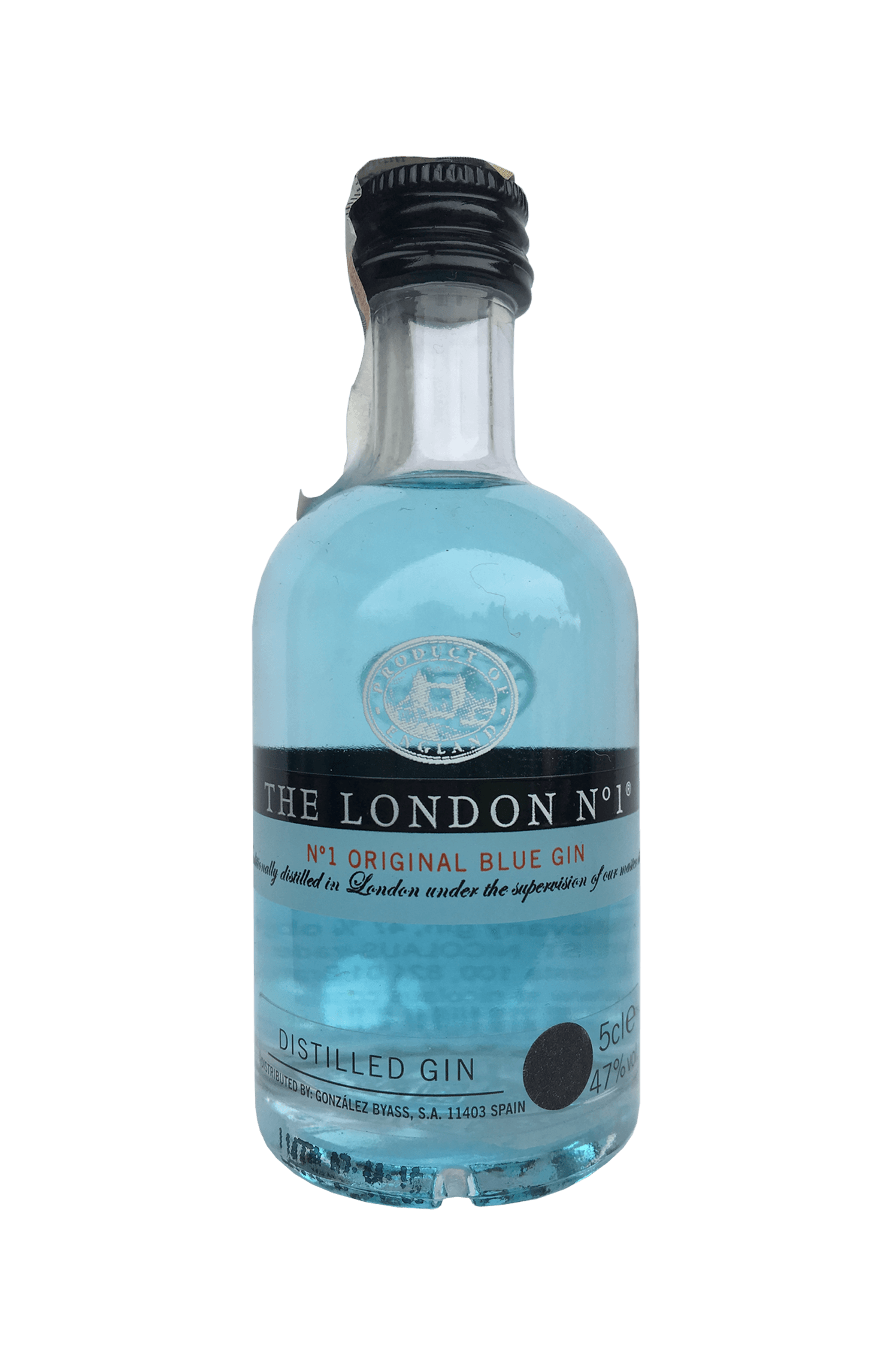 The London Blue Gin
