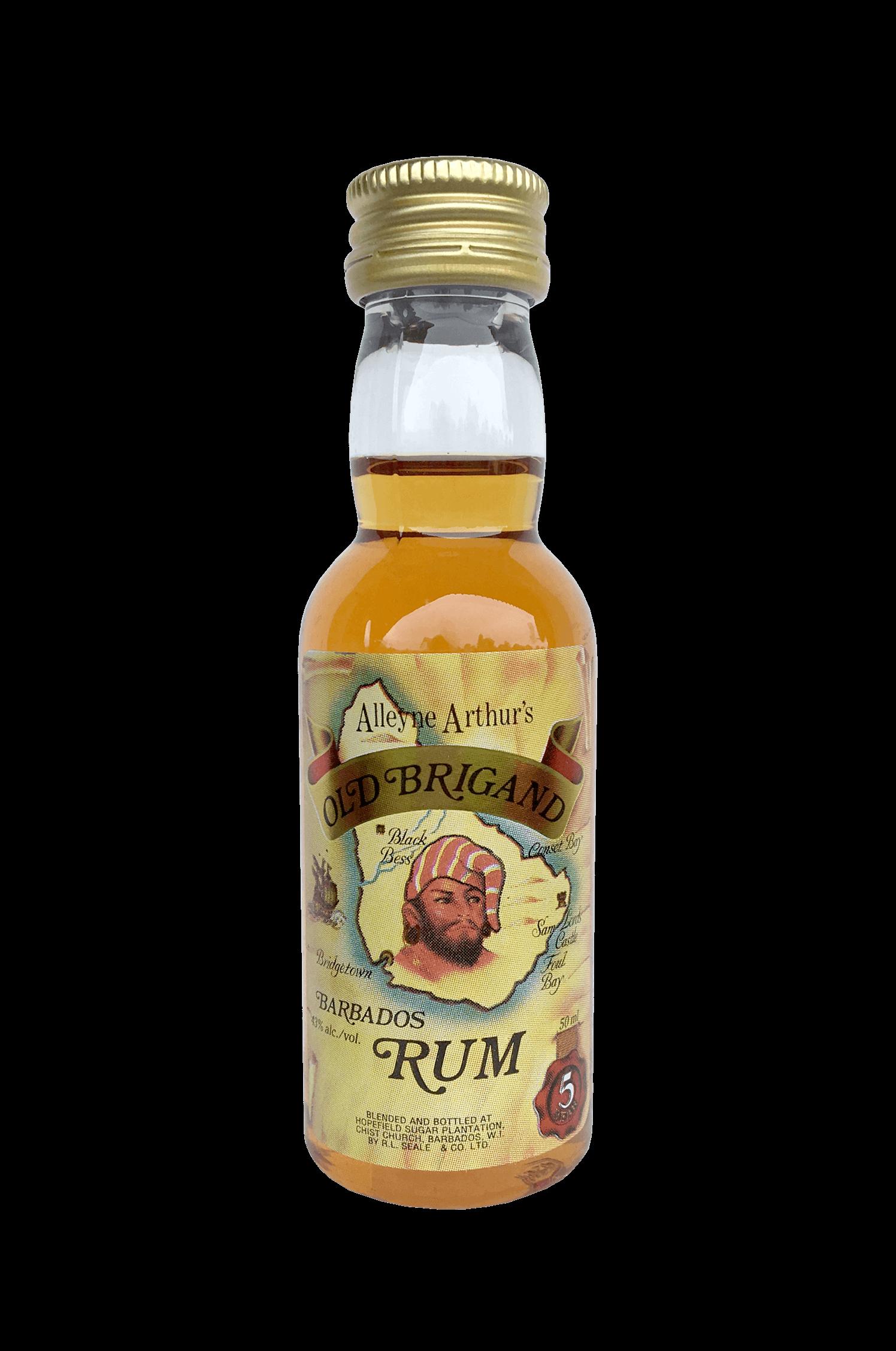 Old Brigand Rum