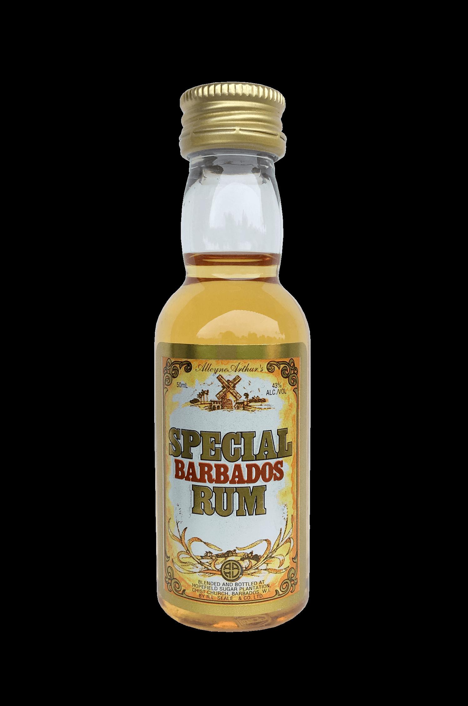 Special Barbados Rum