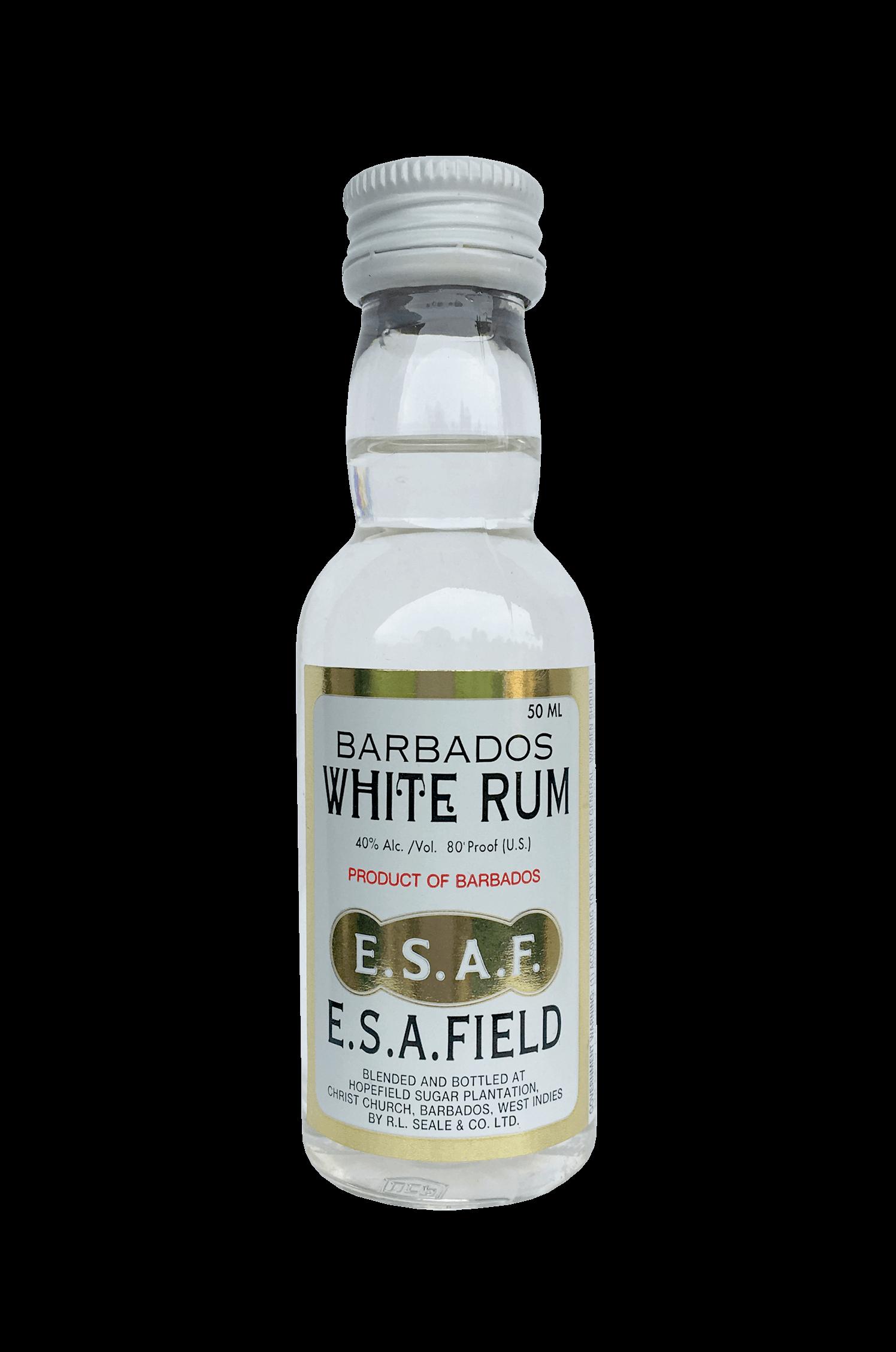 Barbados White Rum E.S.A.F.