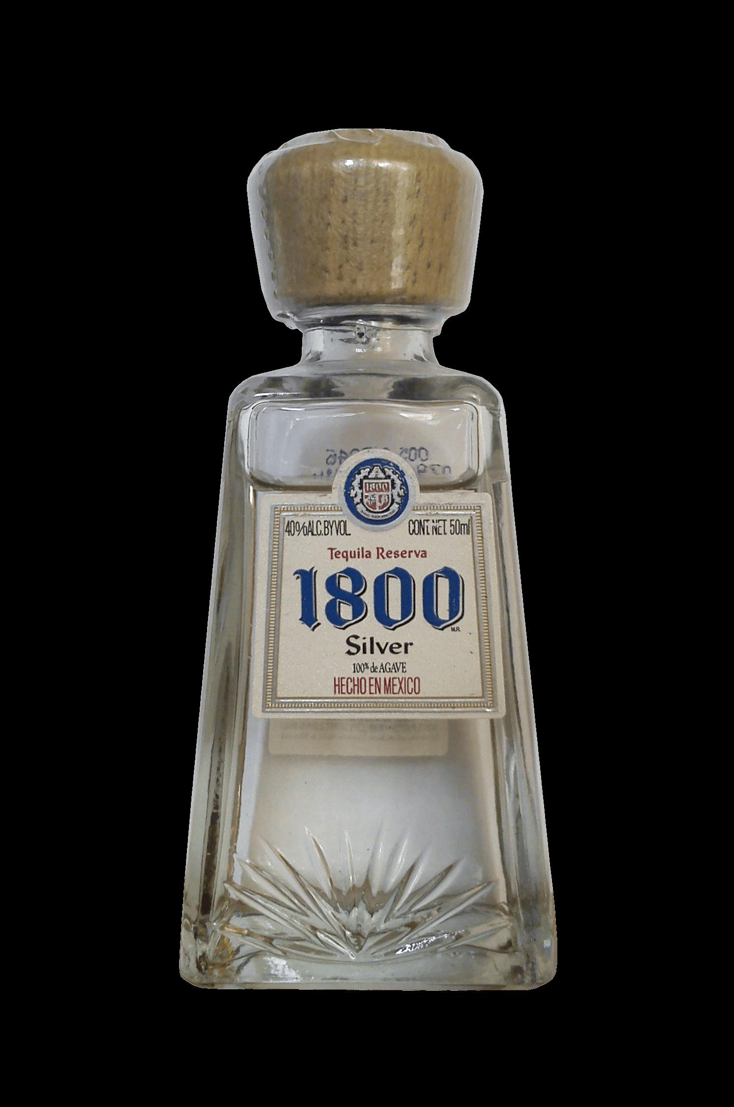 Tequila Reserva 1800 Silver