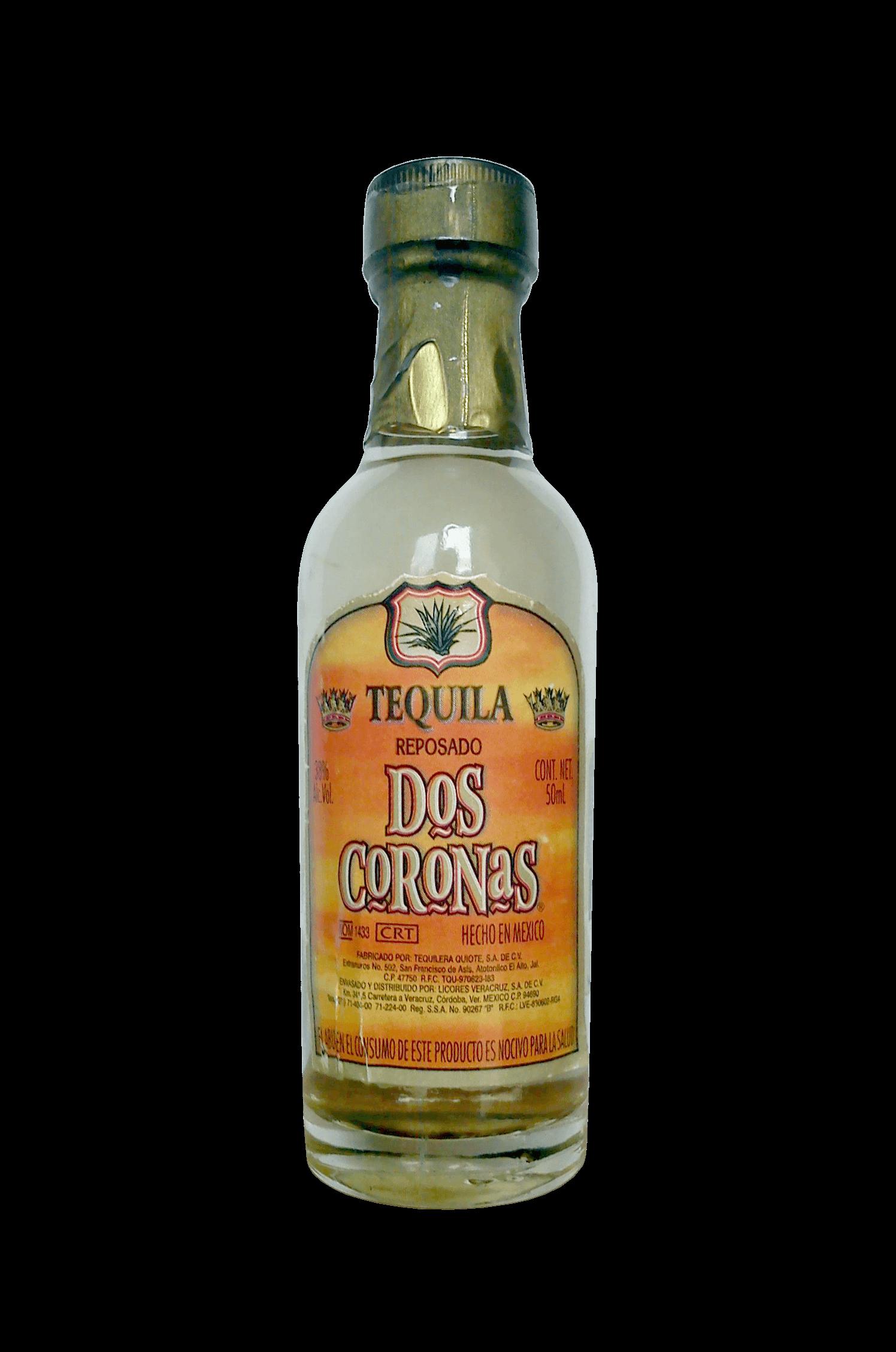 Dos Coronas Tequila Reposado