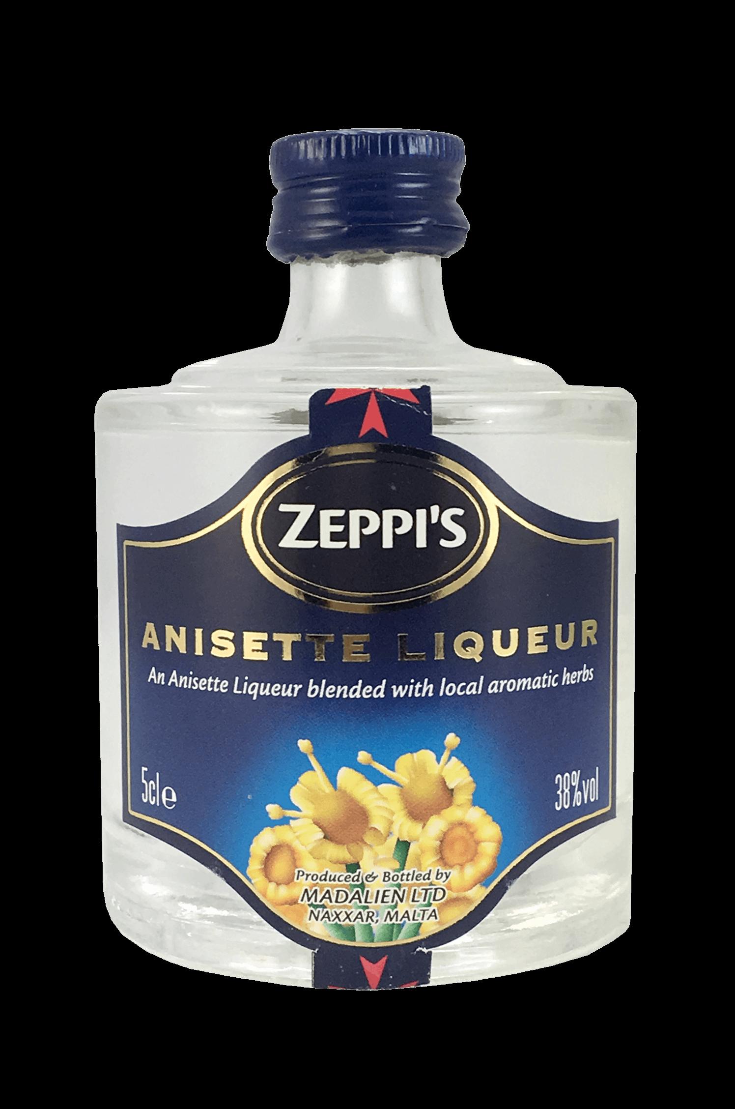 Zeppi's Anisette Liqueur
