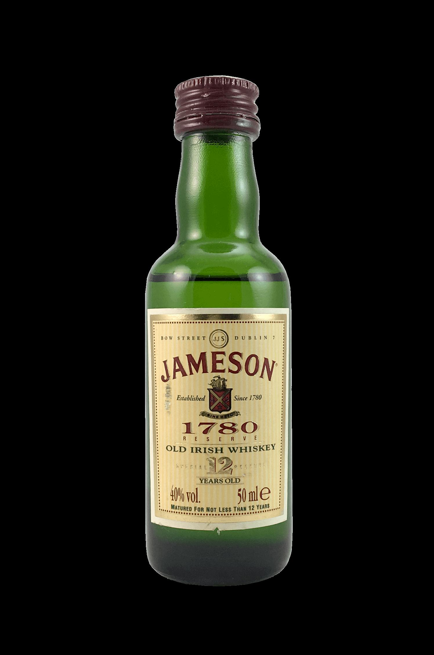 Jameson 1780 Irish Whiskey