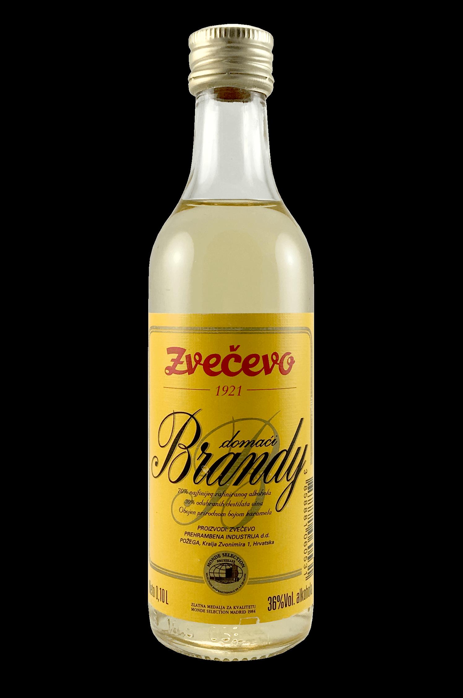 Zvečevo Domači Brandy