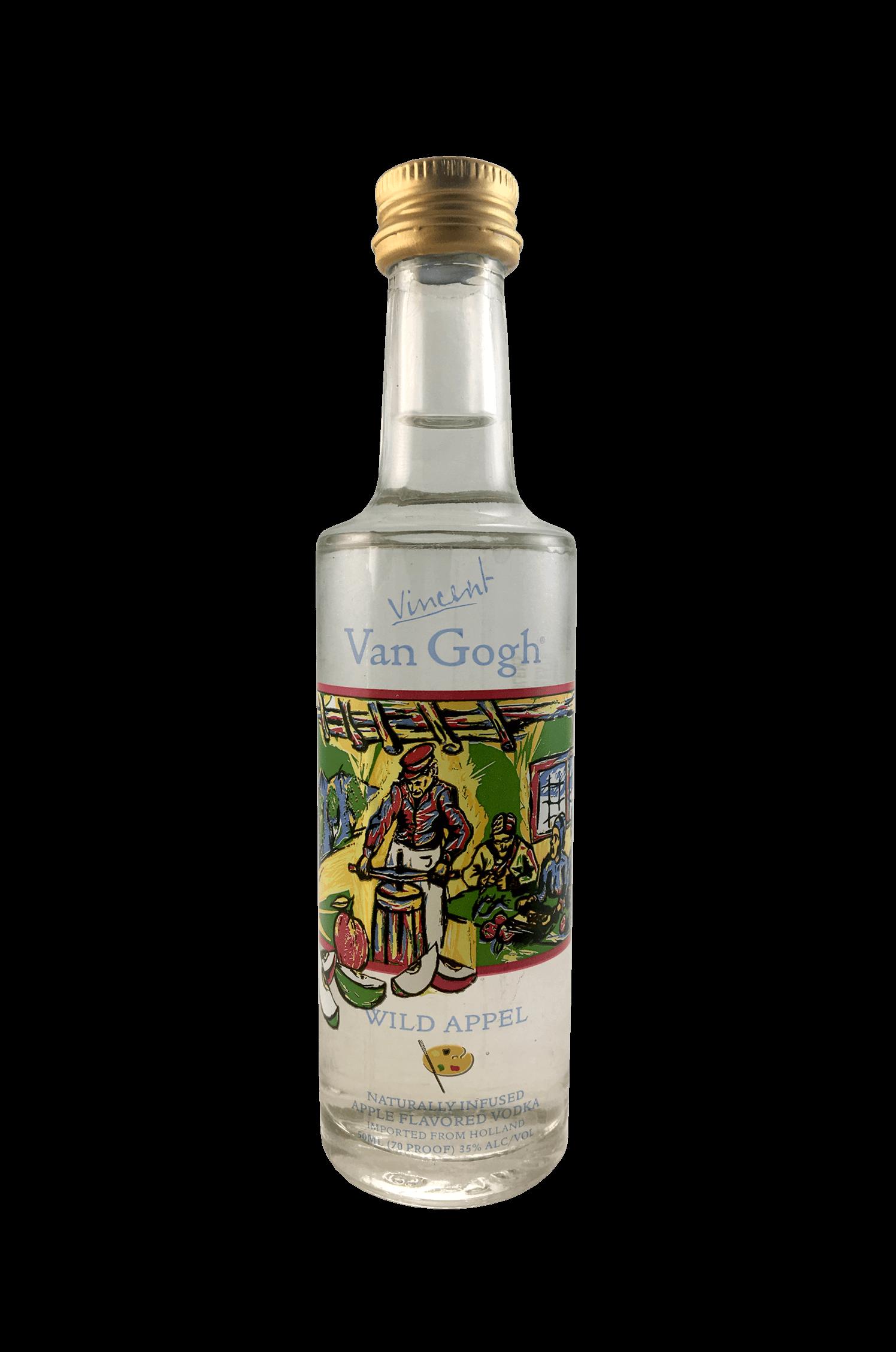 Van Gogh – Wild Appel
