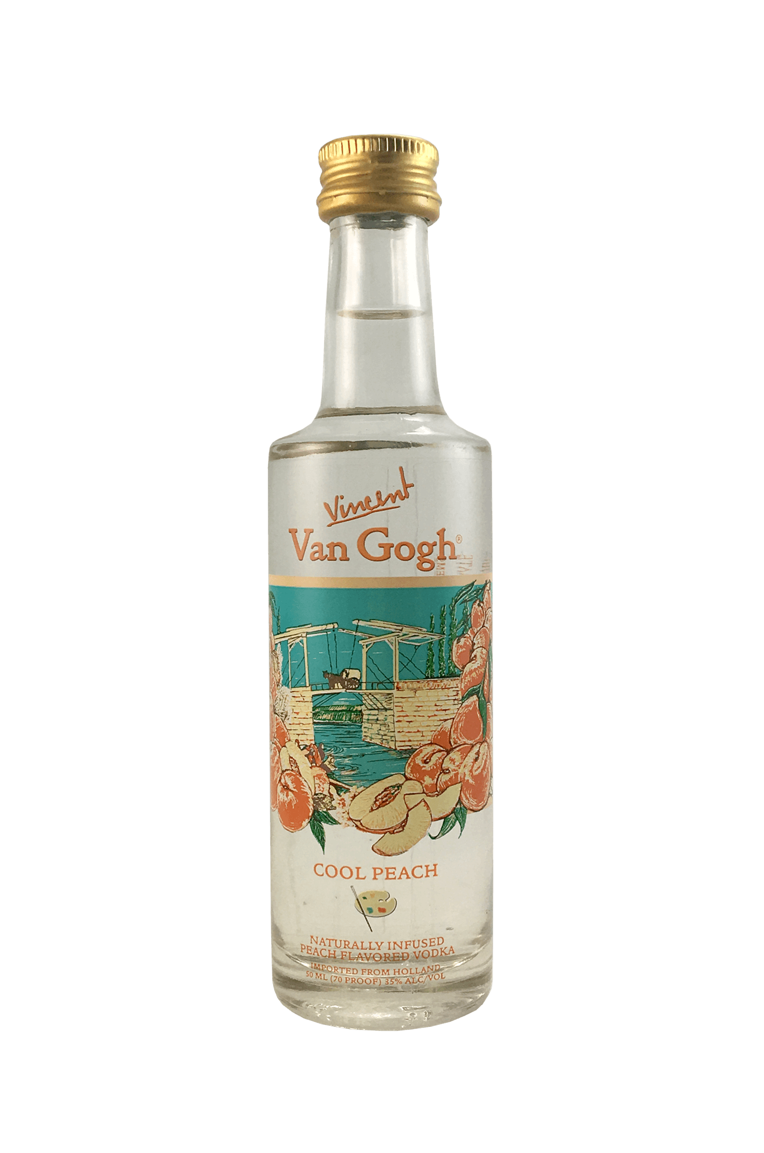 Van Gogh – Cool Peach