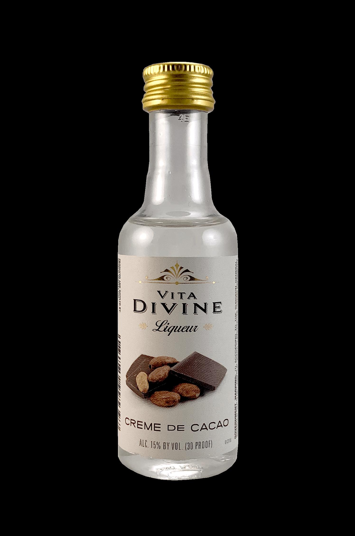Creme De Cacao Liqueur
