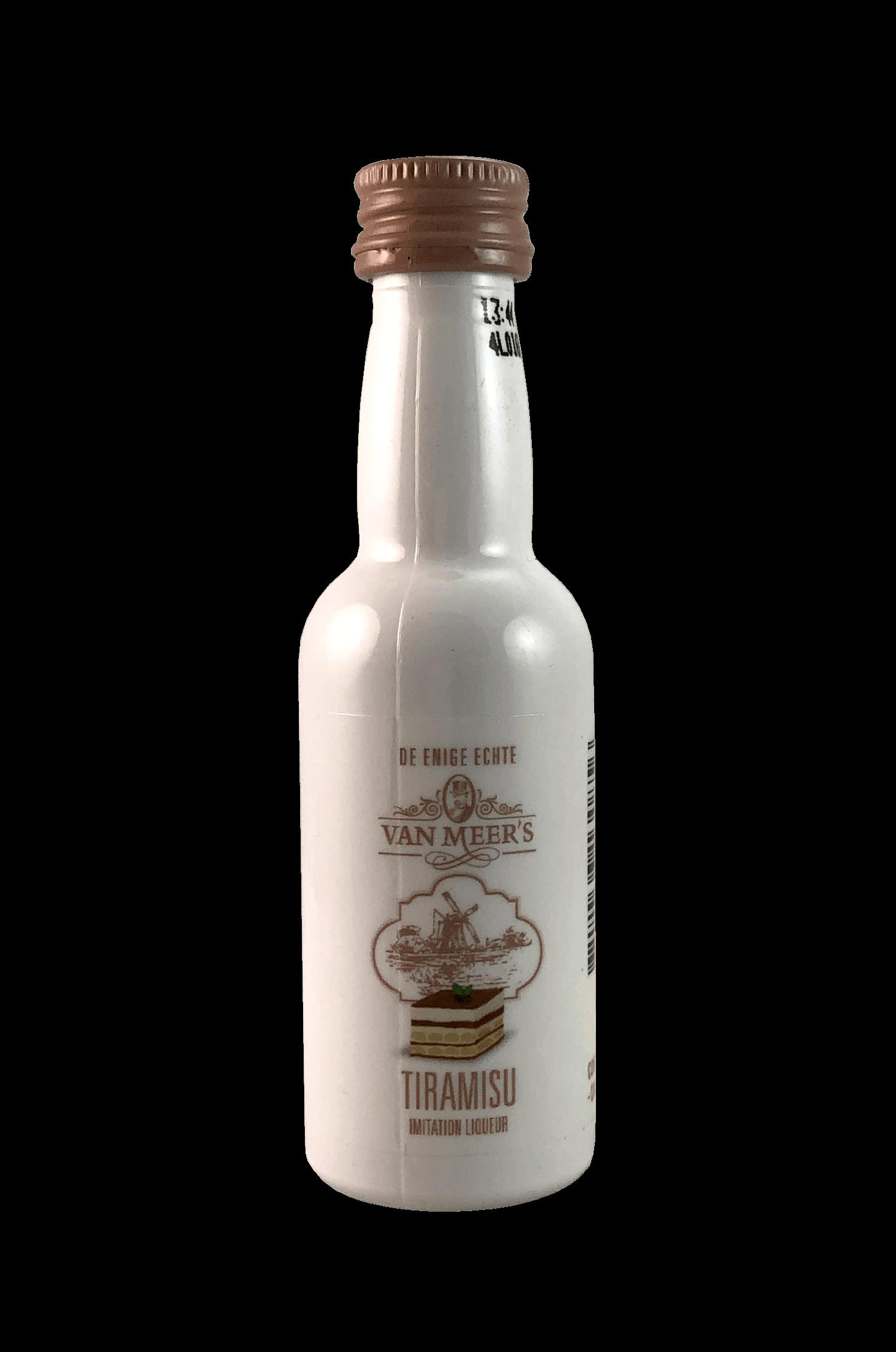 Van Meer's Tiramisu Liqueur