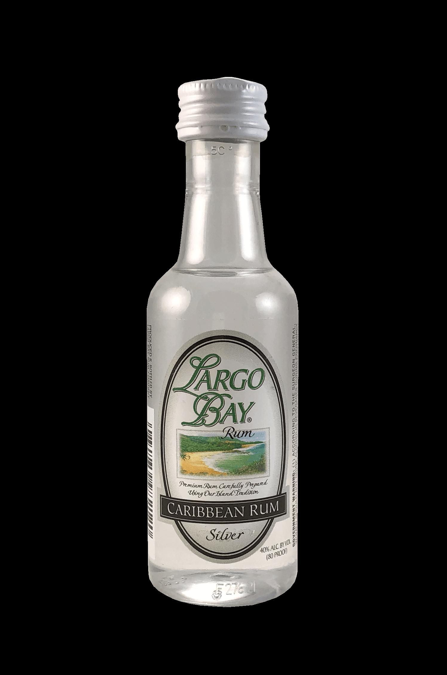 Largo Bay caribbean Rum Silver