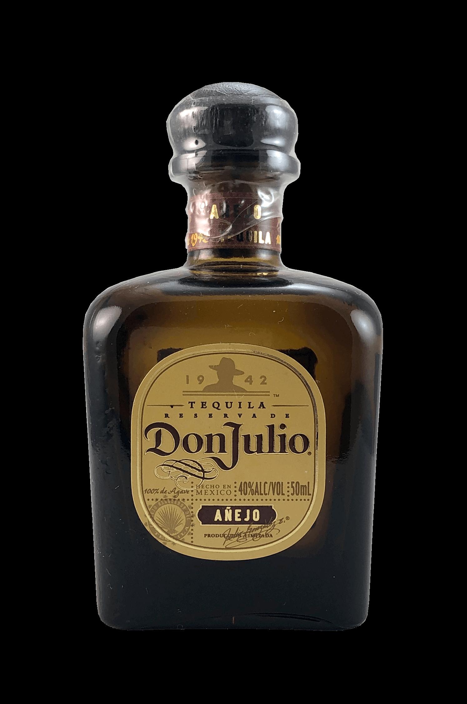 Tequilq Don Julio Aňejo
