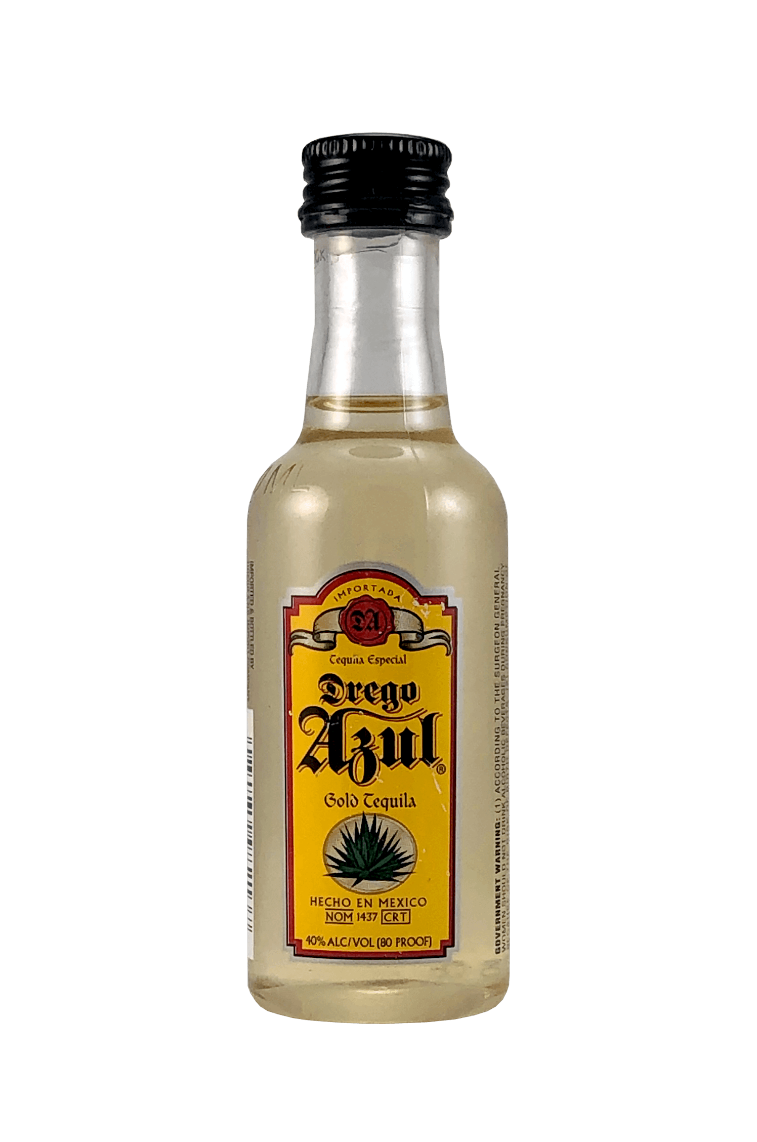 Drego Azul Gold Tequila