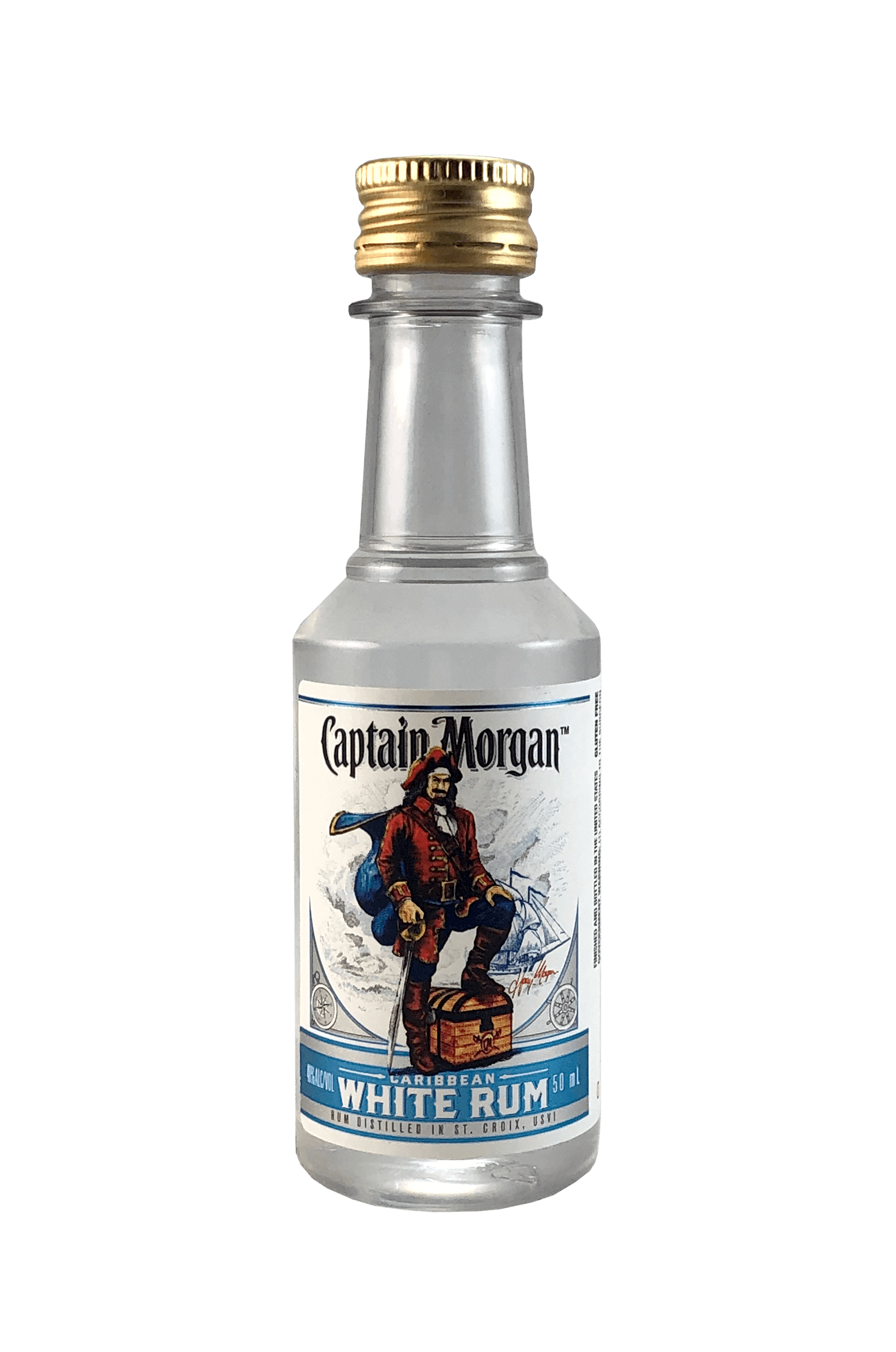 Captain Morgan White Rum